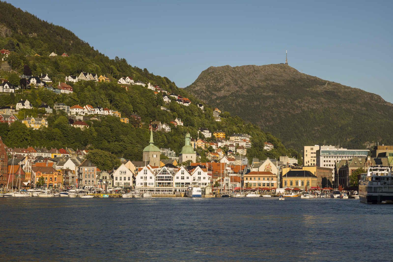 Du Spitzberg aux fjords de Norvège