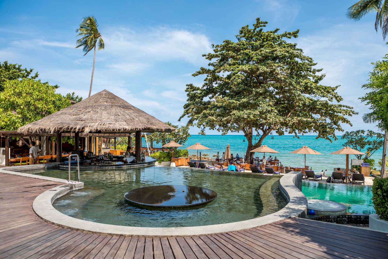 Outrigger Koh Samui Beach Resort 5 *