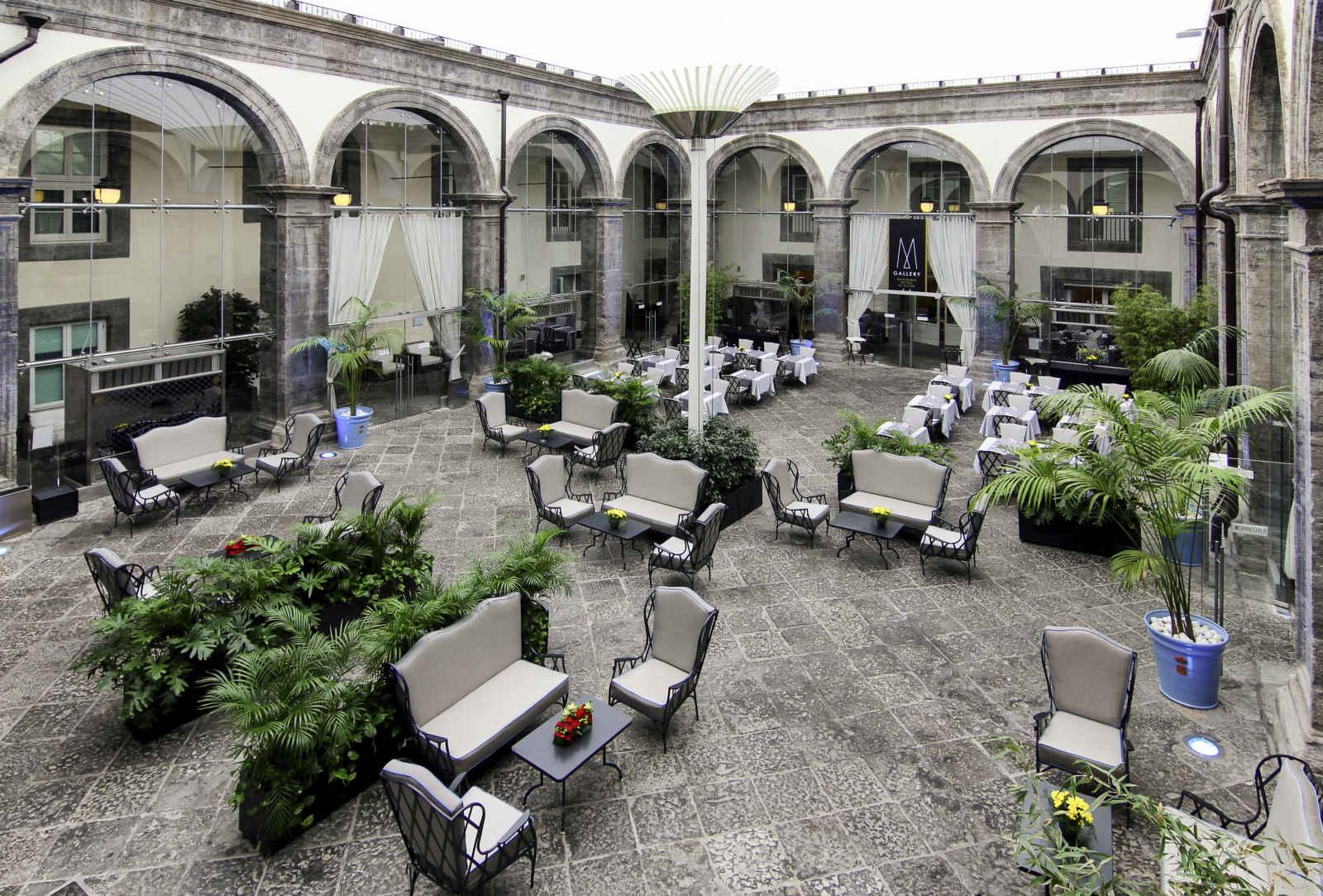 Séjour Côte Amalfitaine - Palazzo Caracciolo Napoli Mgallery By Sofitel - 4*