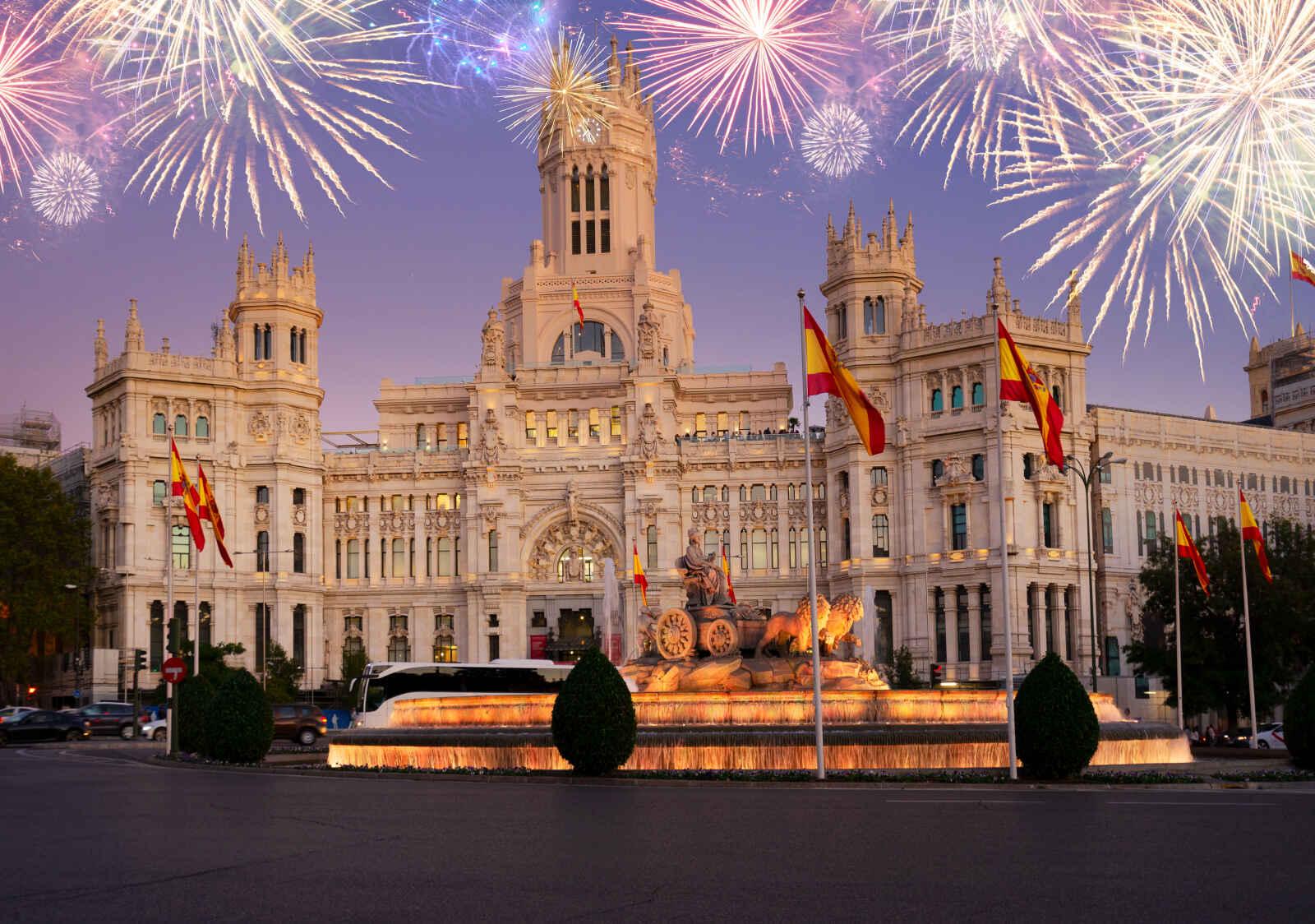 Séjour Madrid - Madrid, art et histoire - spécial Nouvel An
