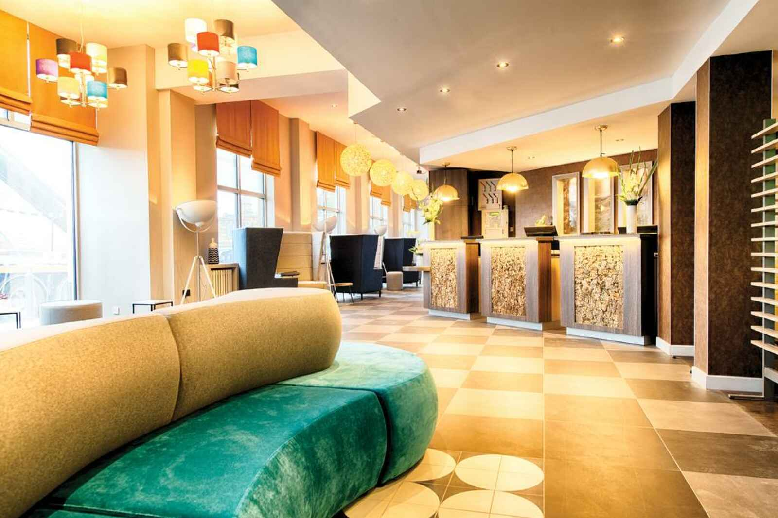 Ecosse - Grande-Bretagne - Edimbourg - Royaume Uni - Hôtel Leonardo Royal