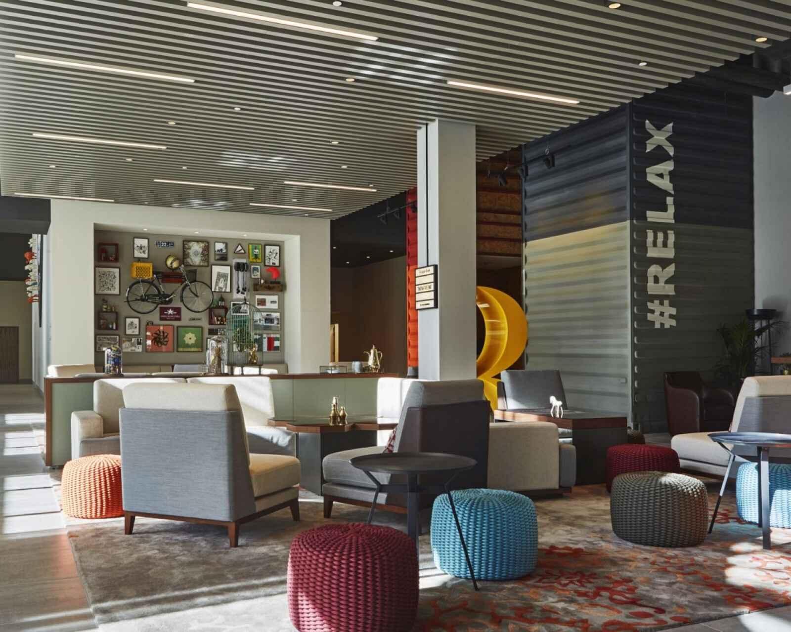 Emirats Arabes Unis - Dubaï - Hôtel Rove Downtown Dubai 3*