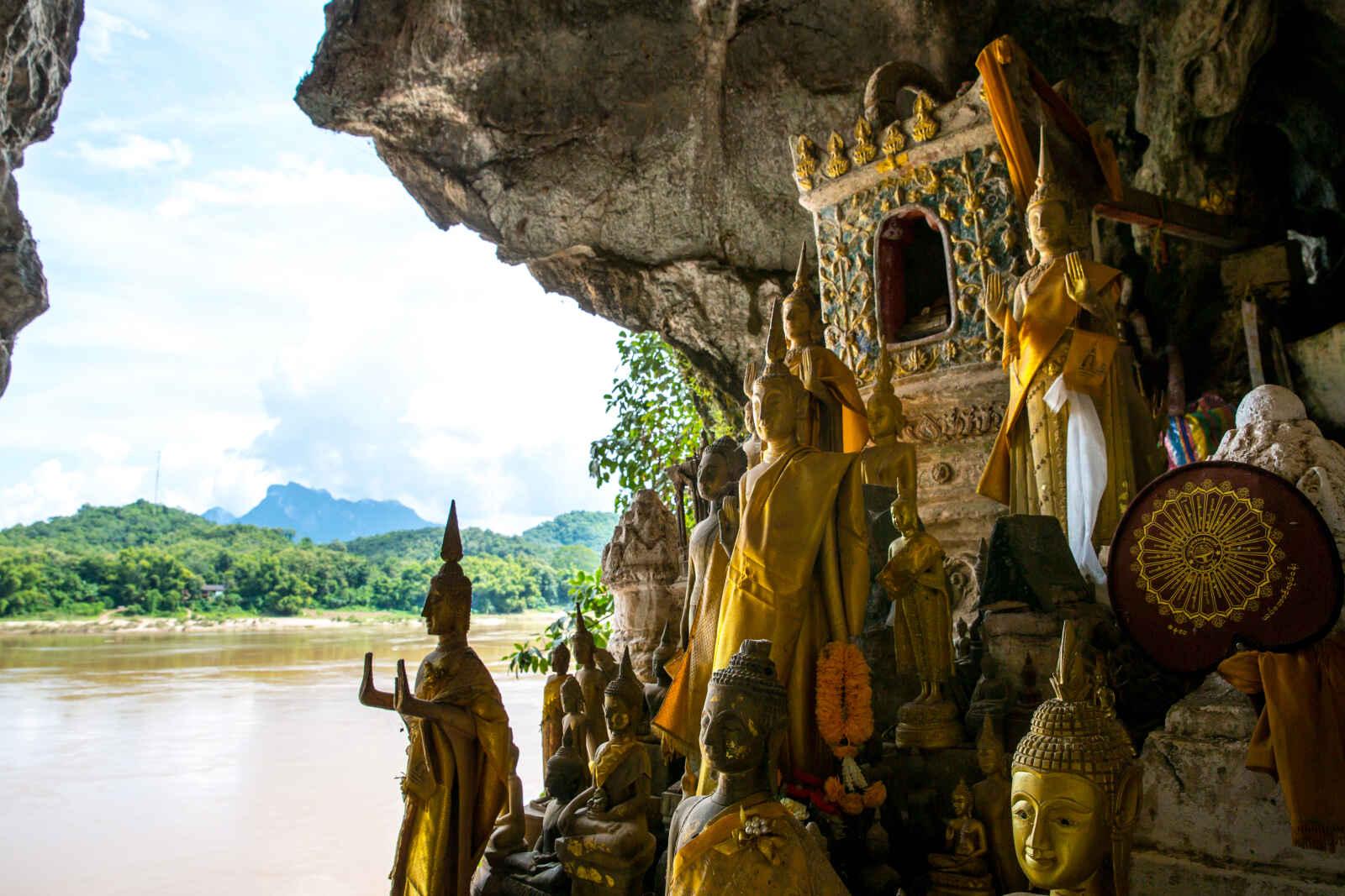 Beautés du Laos et du Cambodge