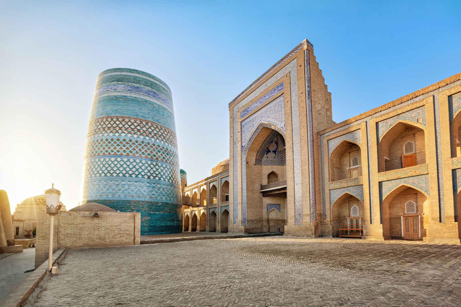 Majestueuses cités ouzbeks