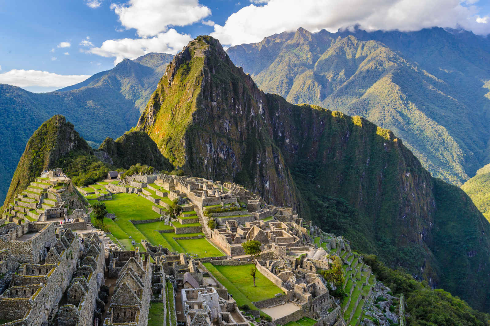 Au coeur des Andes