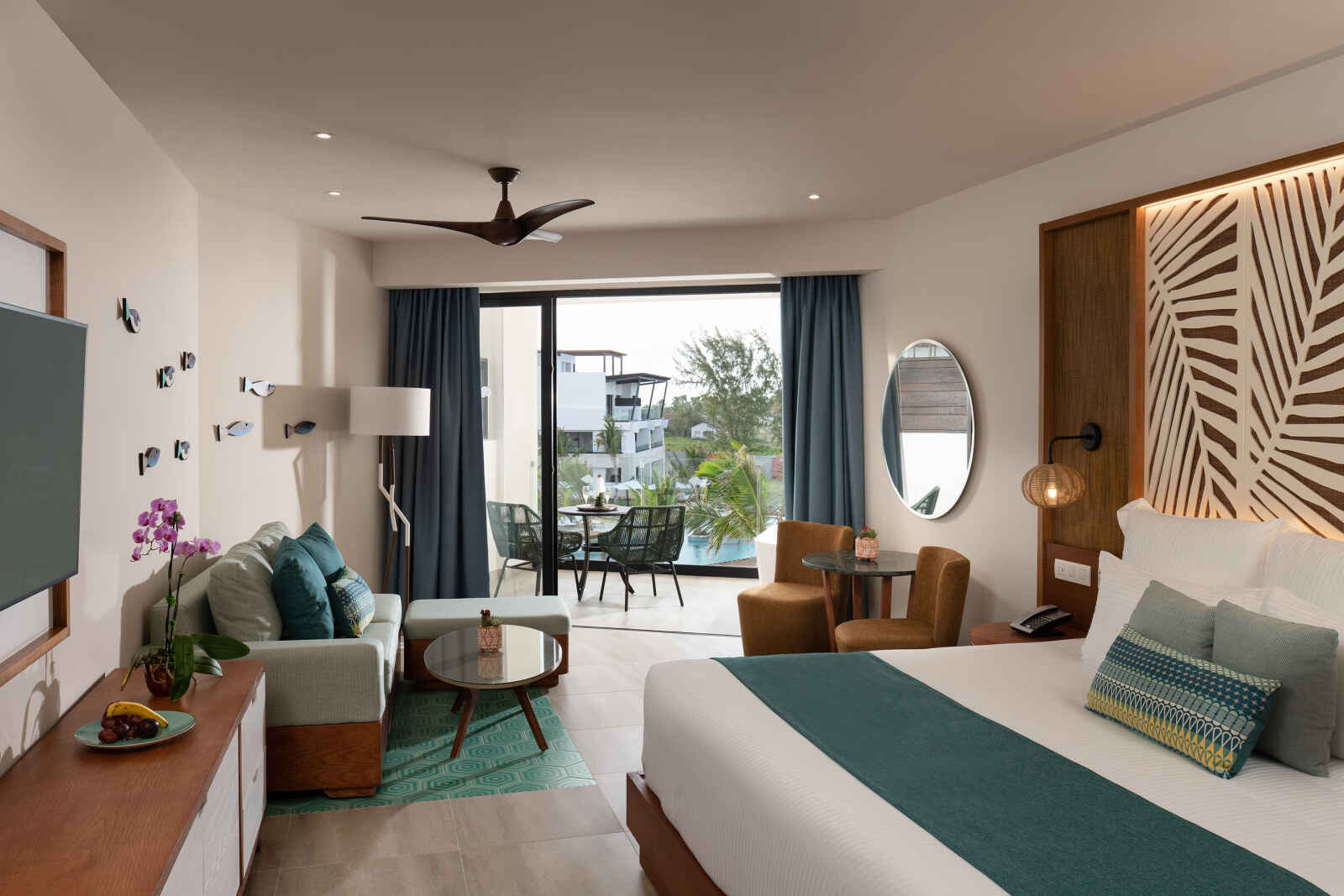 République Dominicaine - Playa Macao - Hôtel Dreams Macao Beach Punta Cana 5*