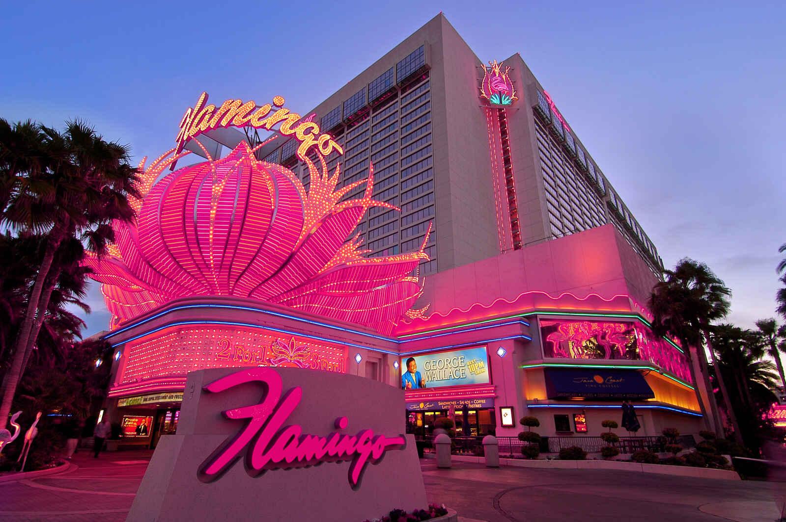 Voyage Amérique du Nord - Flamingo Las Vegas Hotel & Casino