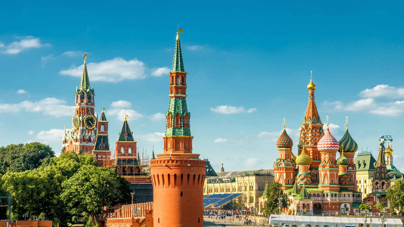 Russie - Circuit Russie en Capitales