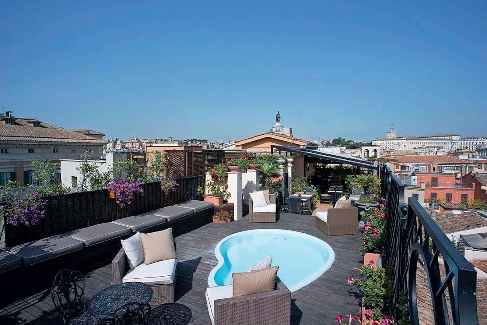 Séjour Italie - Colonna Palace - 4*