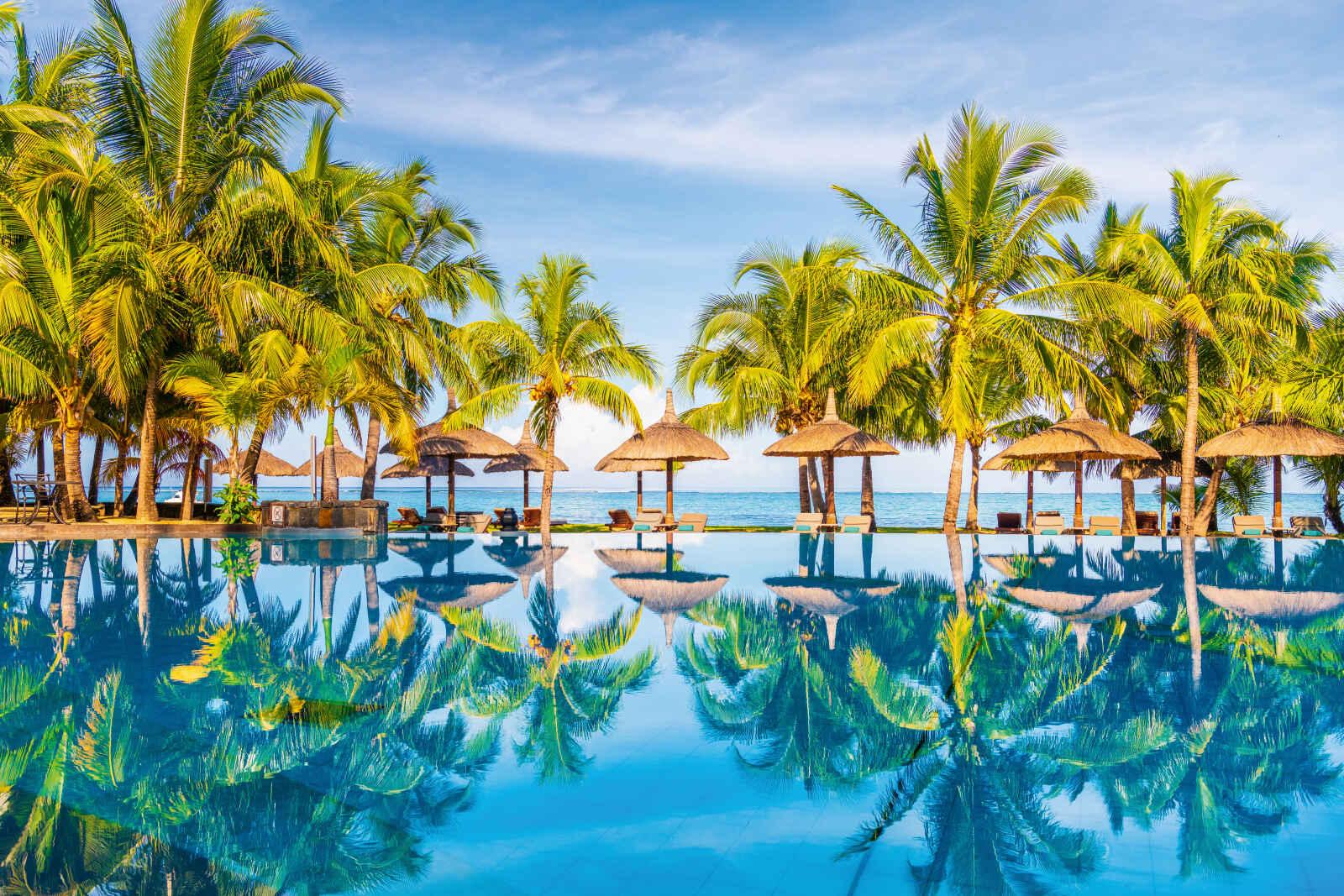 Dinarobin beachcomber Golf Resort & Spa - 5*