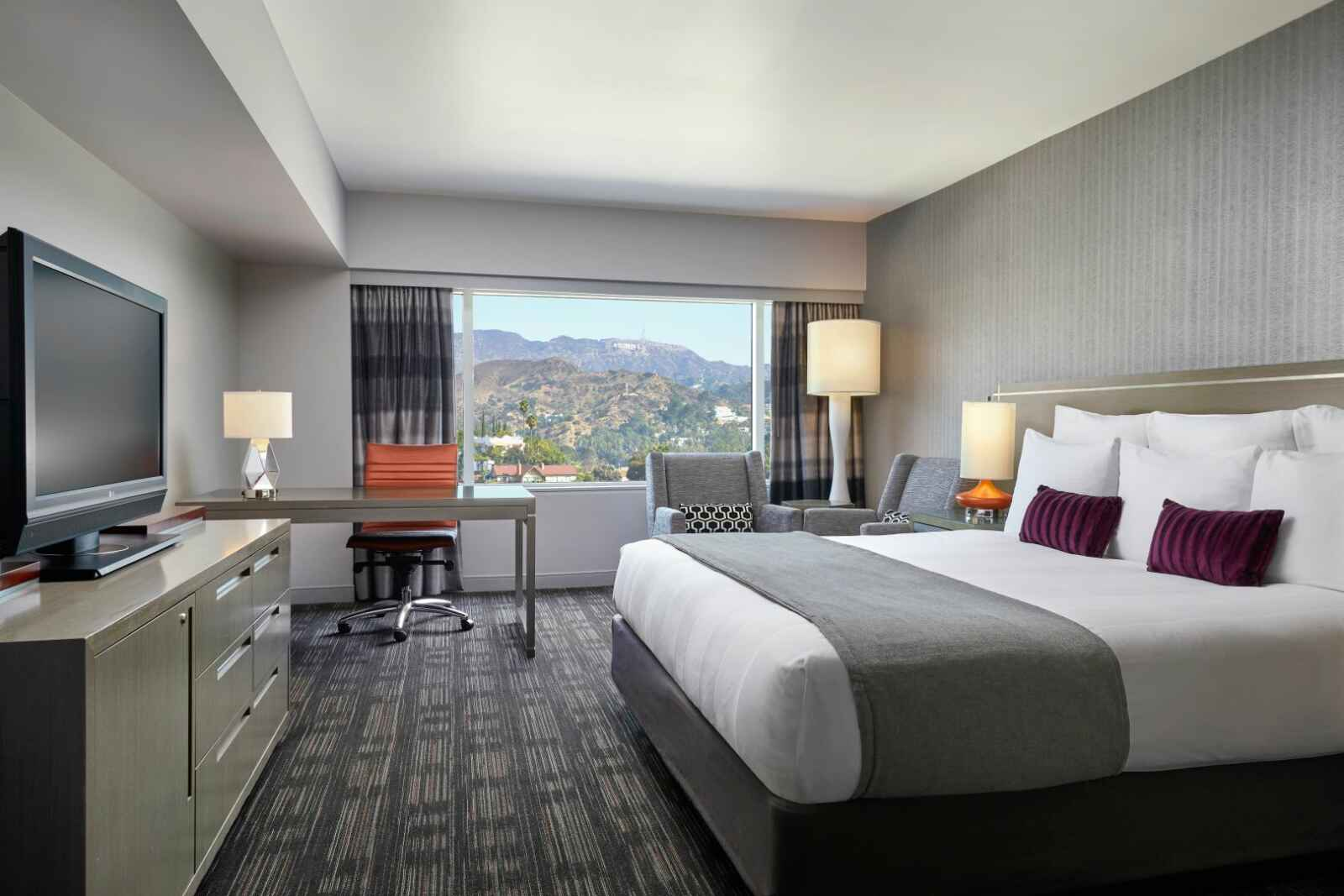 Séjour Los Angeles - Loews Hollywood Hotel - 4*