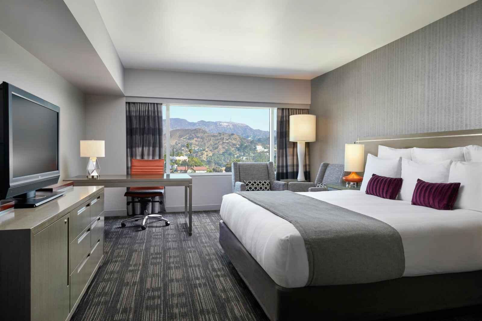 Séjour Ouest américain - Loews Hollywood Hotel - 4*