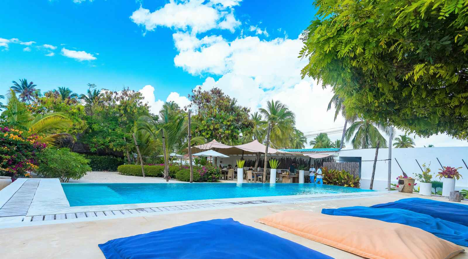 Tanzanie - Zanzibar - Hôtel Indigo Beach Zanzibar 3*