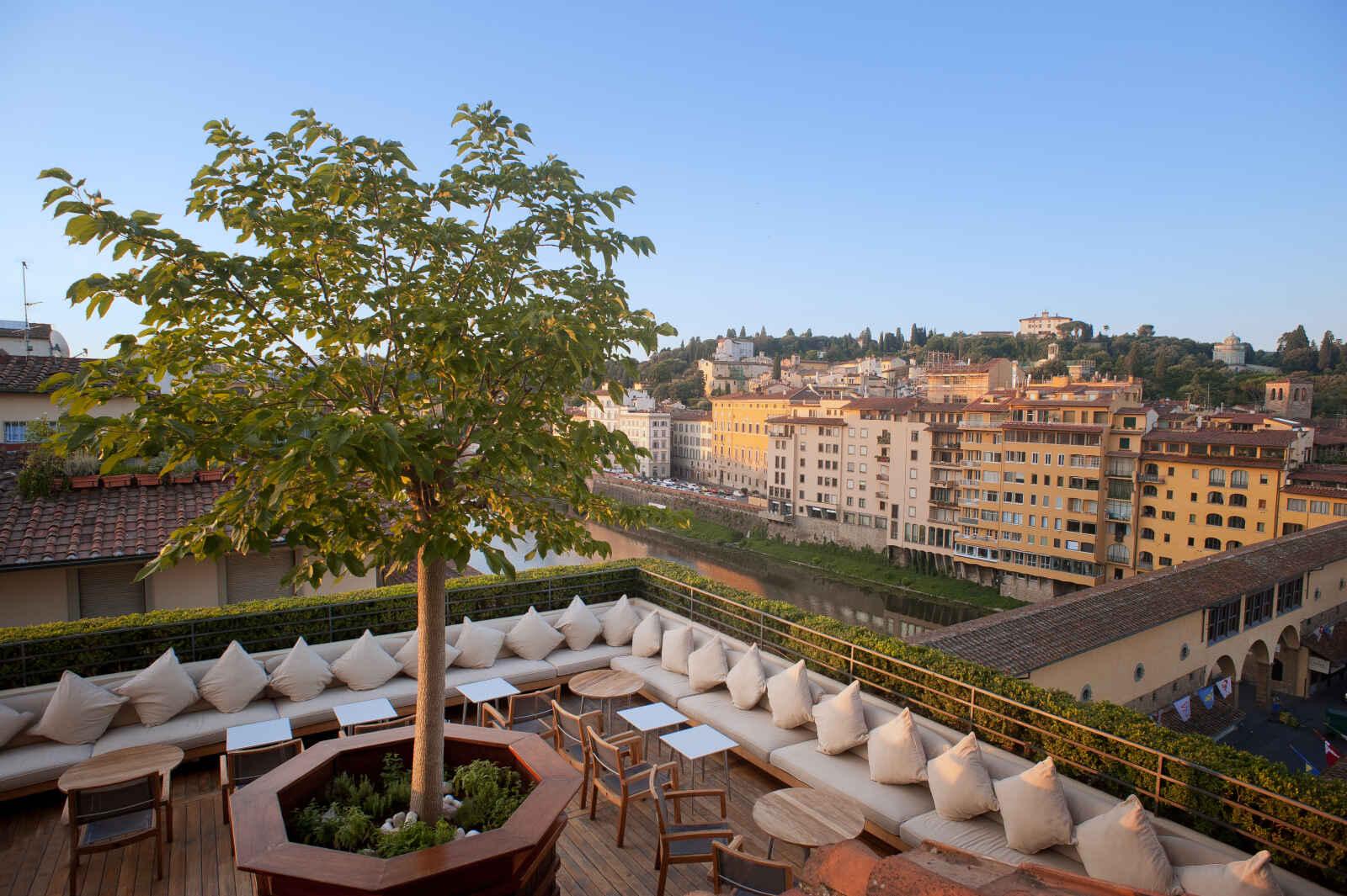 Séjour Toscane - Continentale Florence - 4*