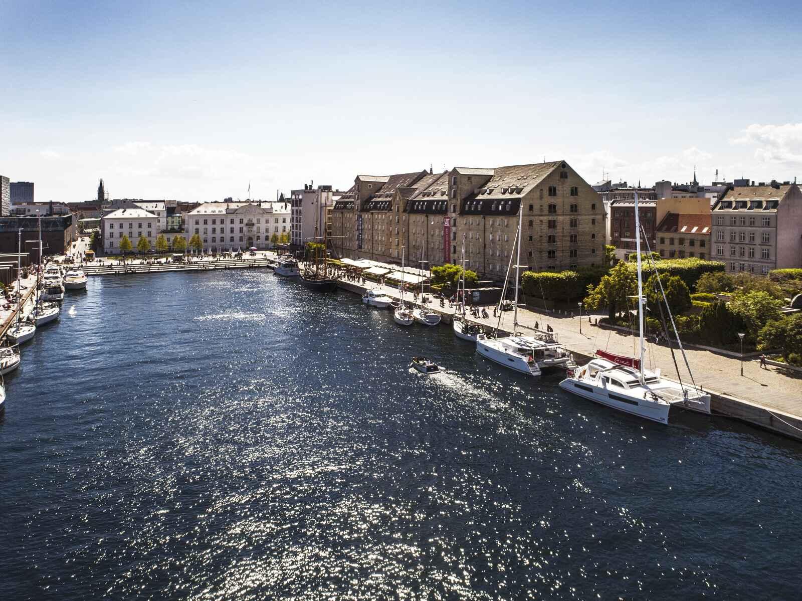 Séjour Danemark - Admiral Hotel