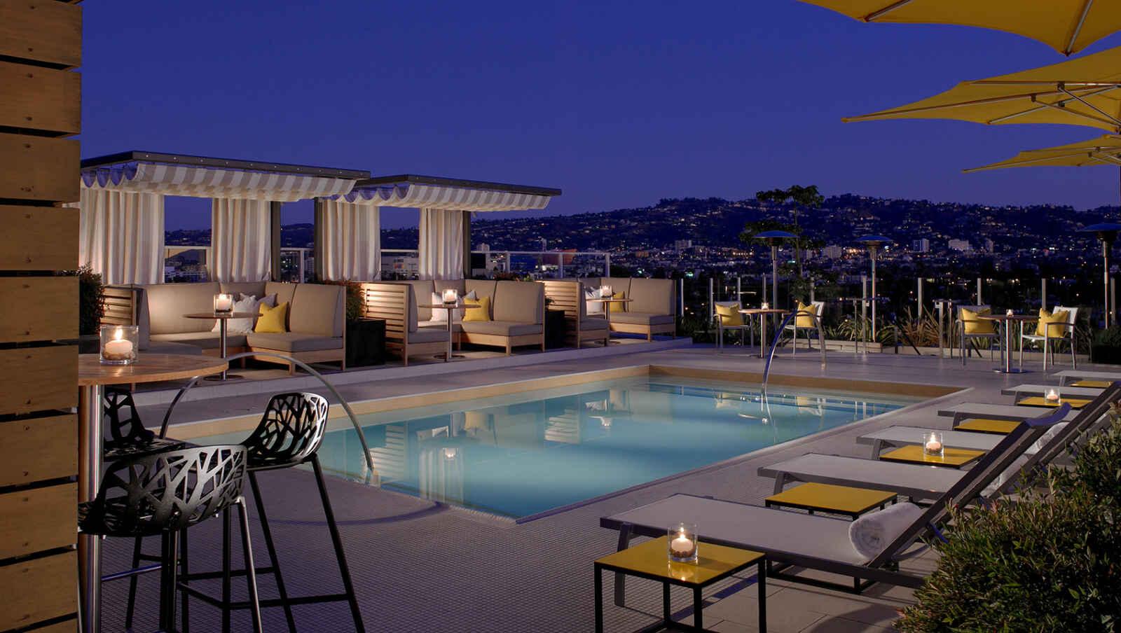 Séjour Ouest américain - Kimpton the Hotel Wilshire - 4*