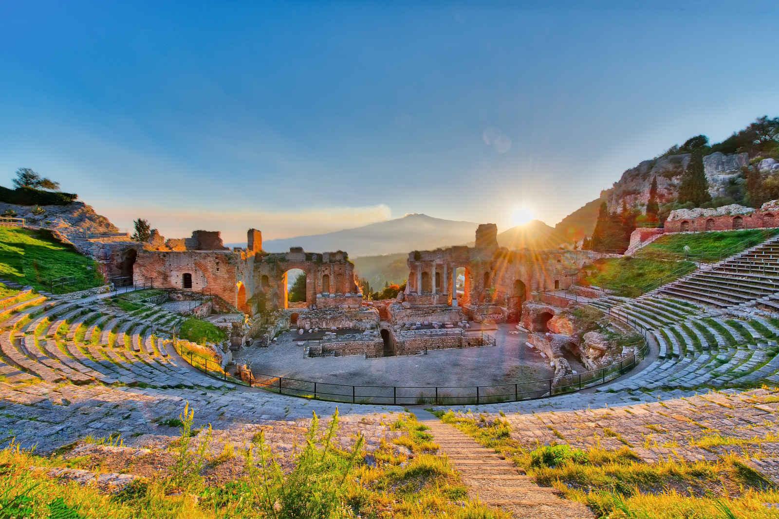 Italie - Sicile - Autotour Mitica