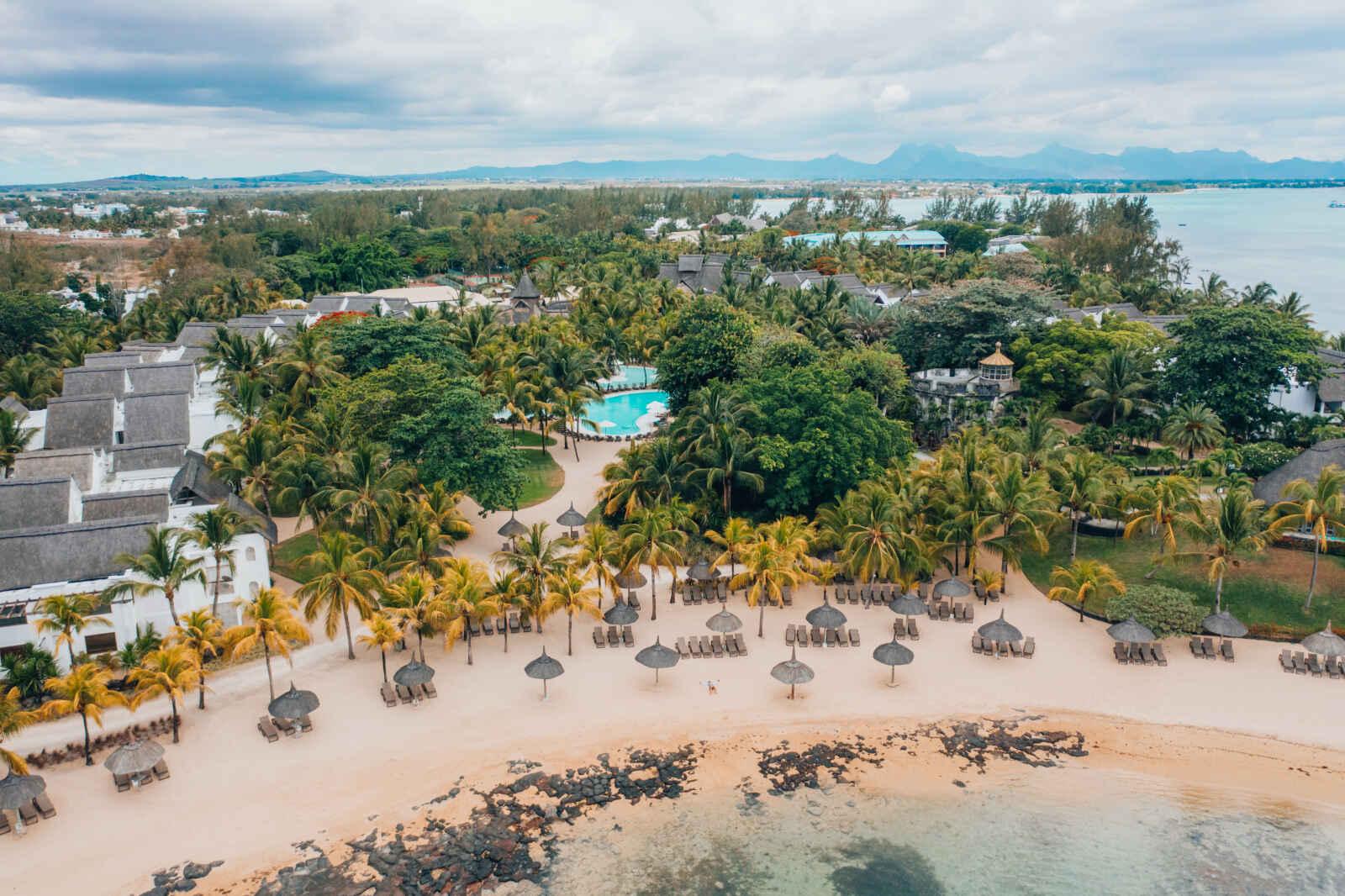 Canonnier Beachcomber Golf Resort & Spa - 4*