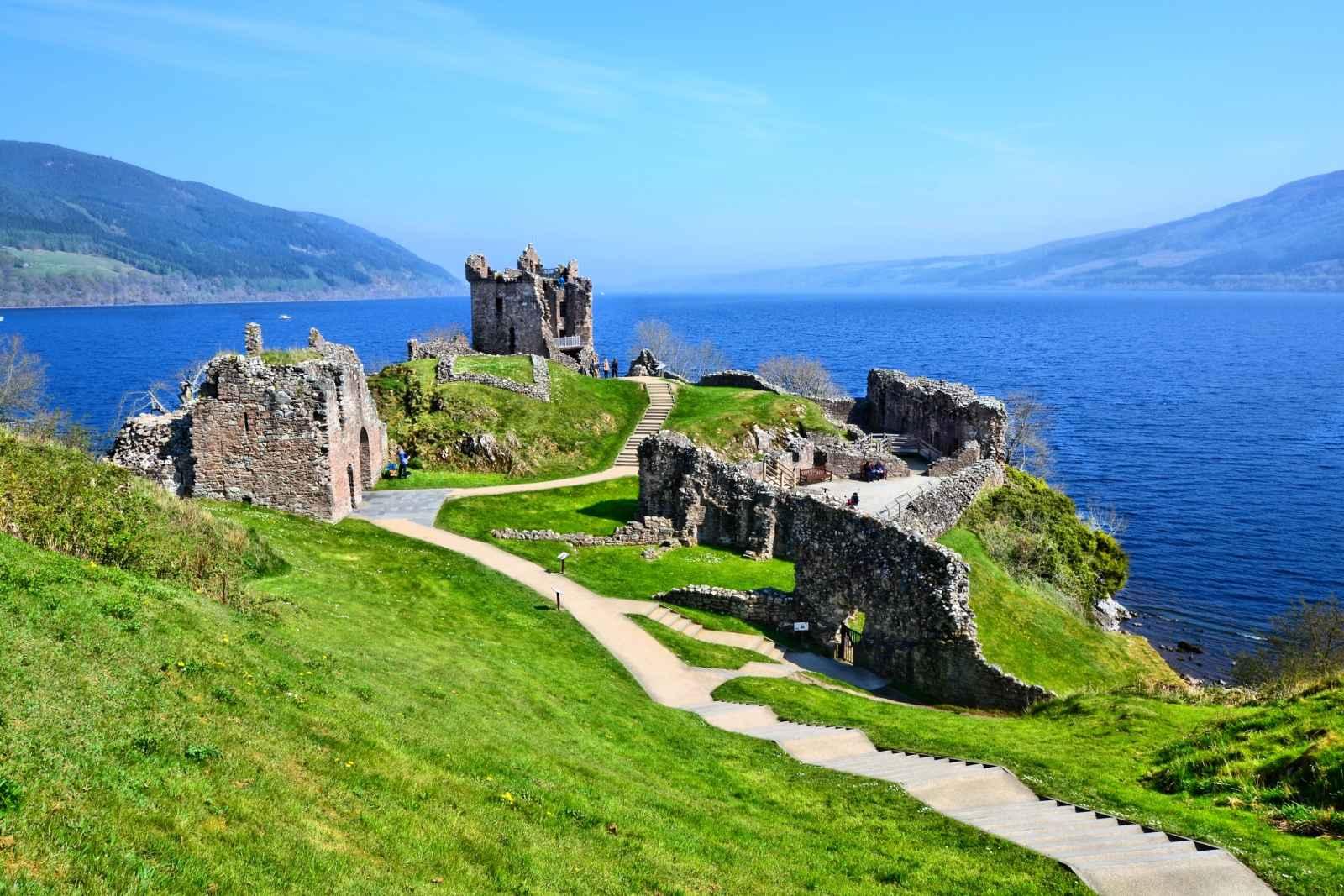 Séjour Royaume-Uni - Autotour - Édimbourg et l'ouest écossais