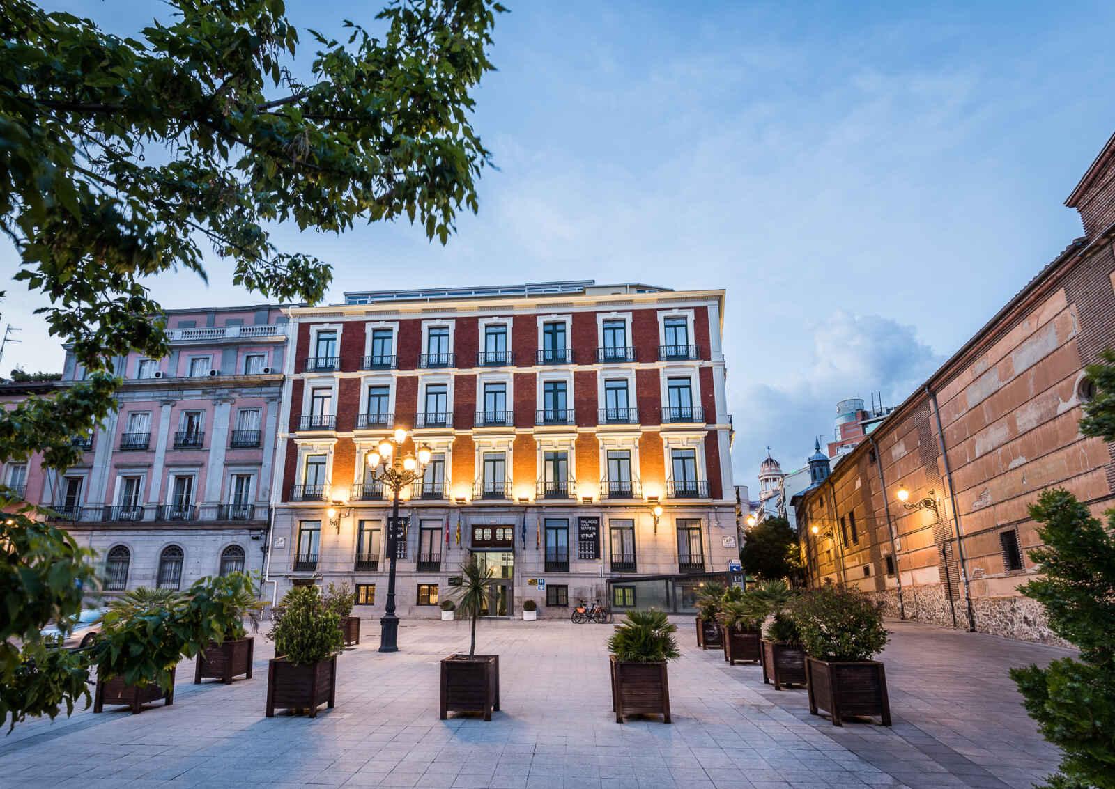 Séjour Madrid - Intur Palacio San Martin - Madrid - 4*
