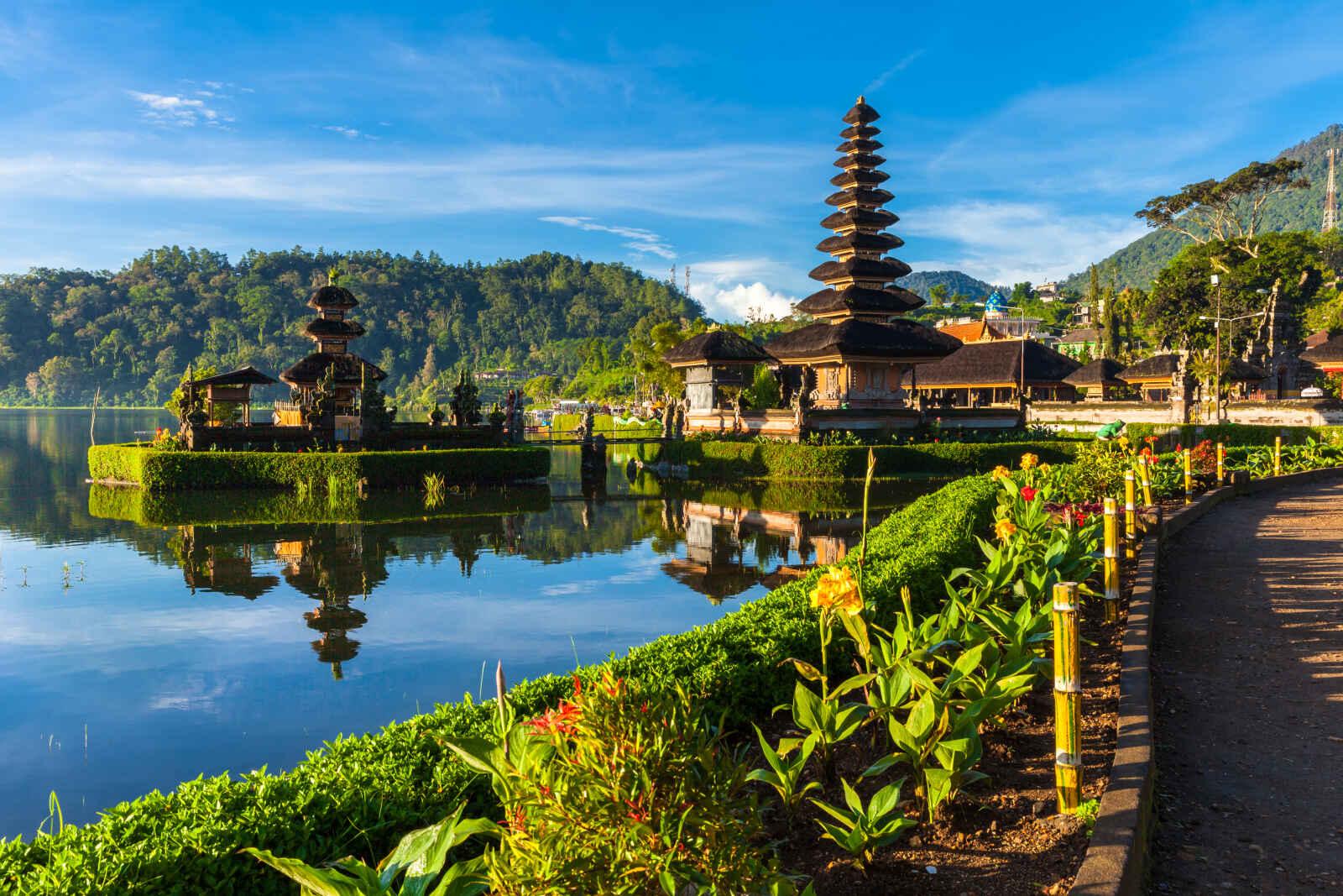 L\'Essence de Bali + Extension aux Célèbes