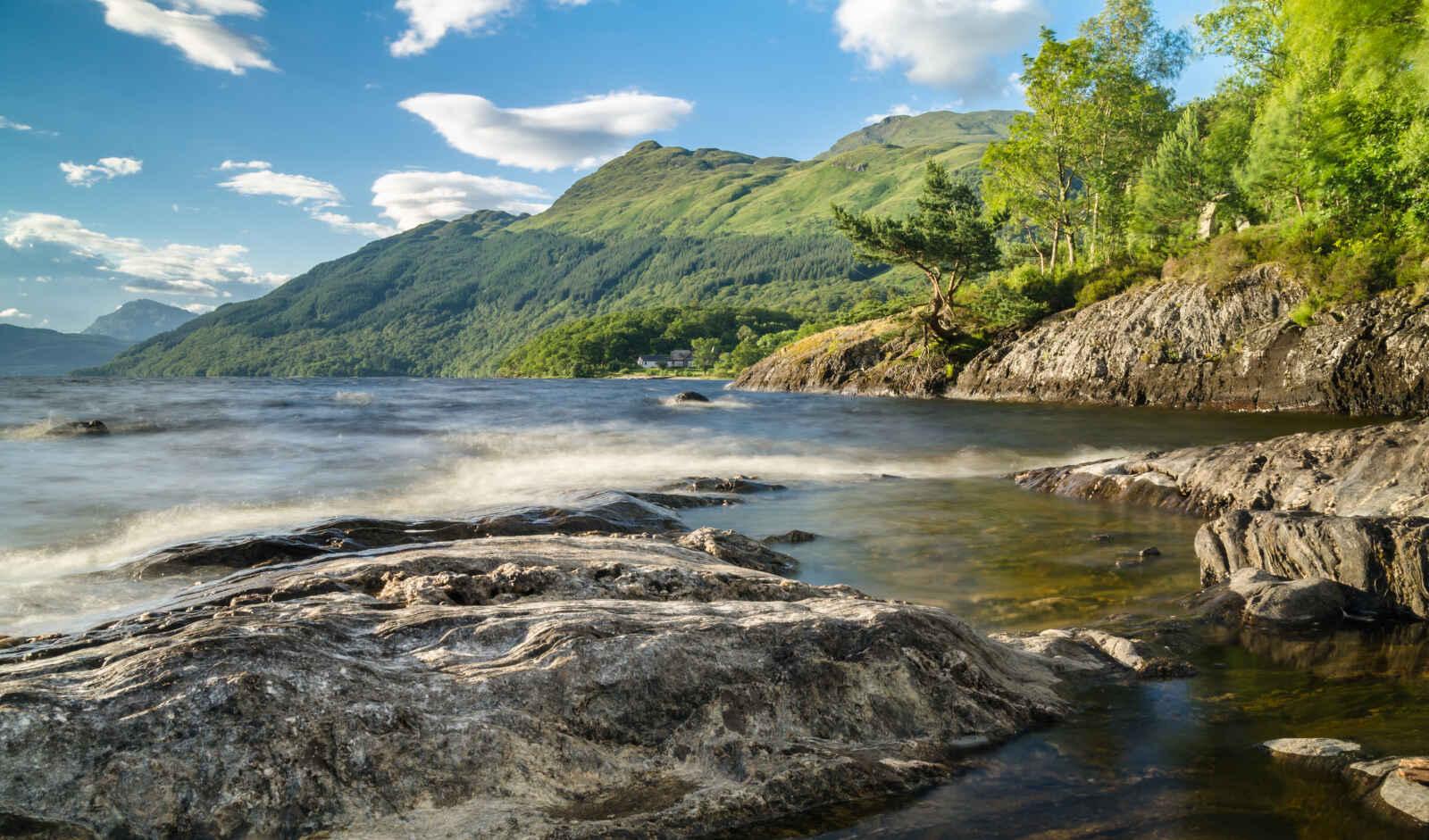 Séjour Royaume-Uni - Autotour - Échappée écossaise