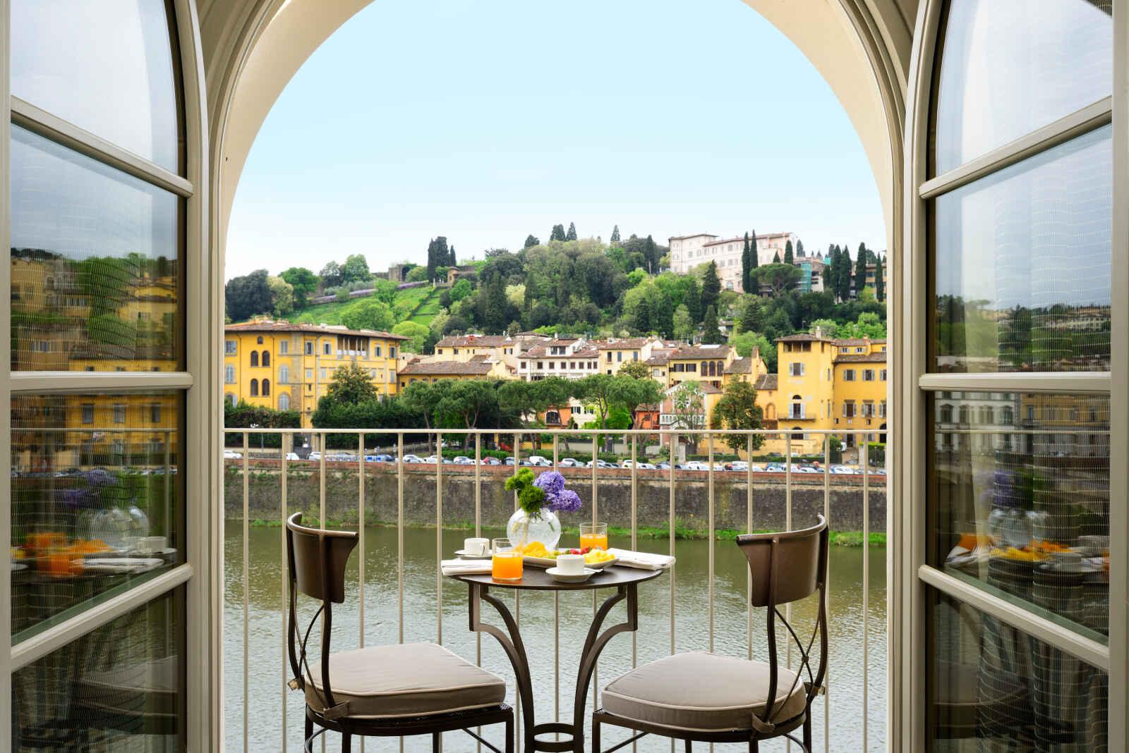 Séjour Toscane - Hôtel Balestri - 4*