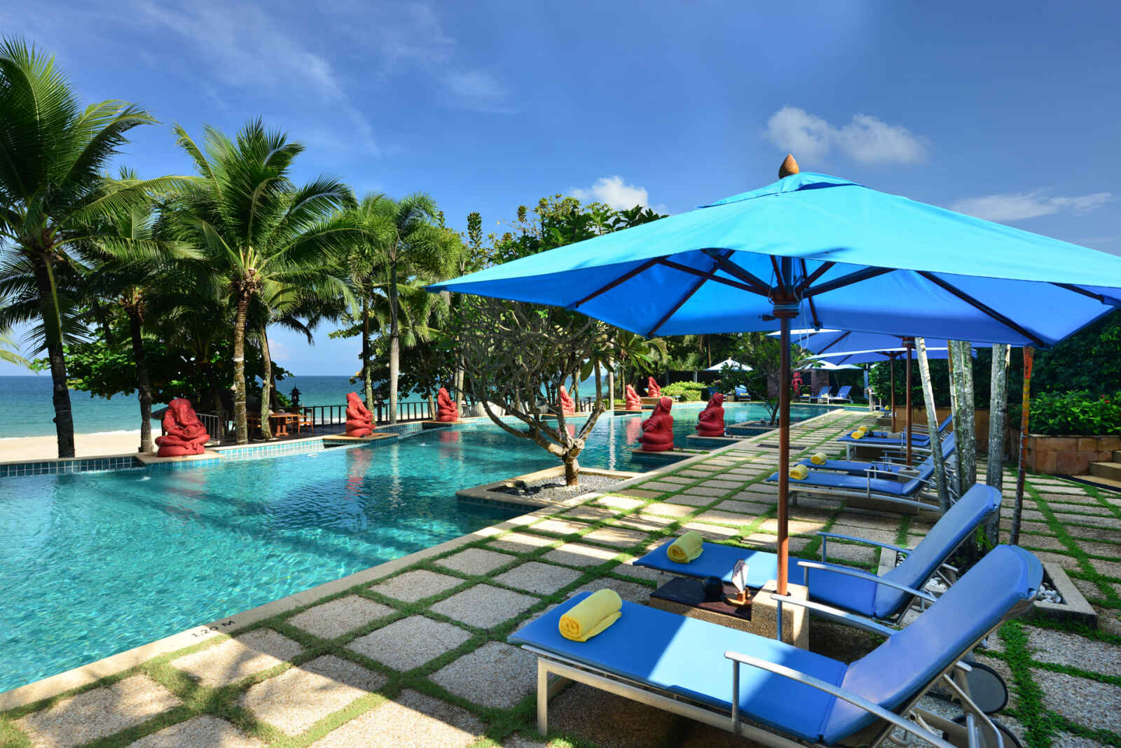 Thaïlande - Phuket - Hôtel Andaman White Beach Resort 4*