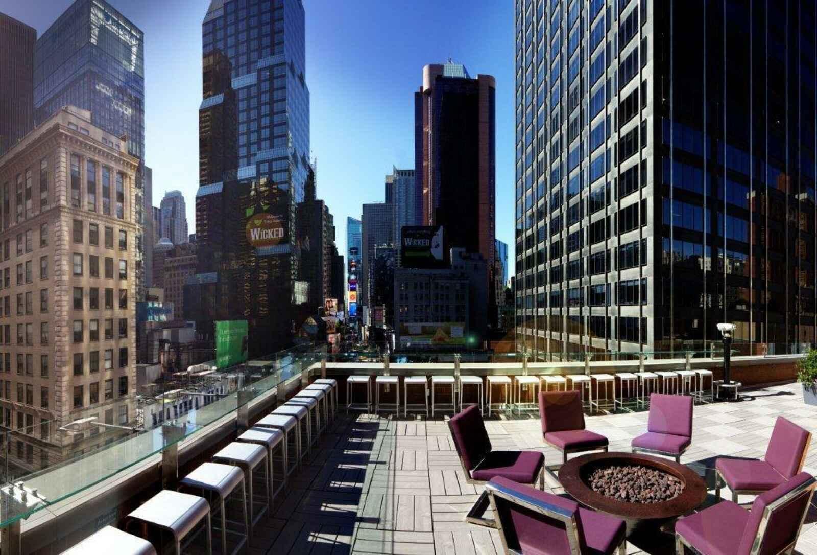 Séjour Est américain - M Social Hotel Times square New York