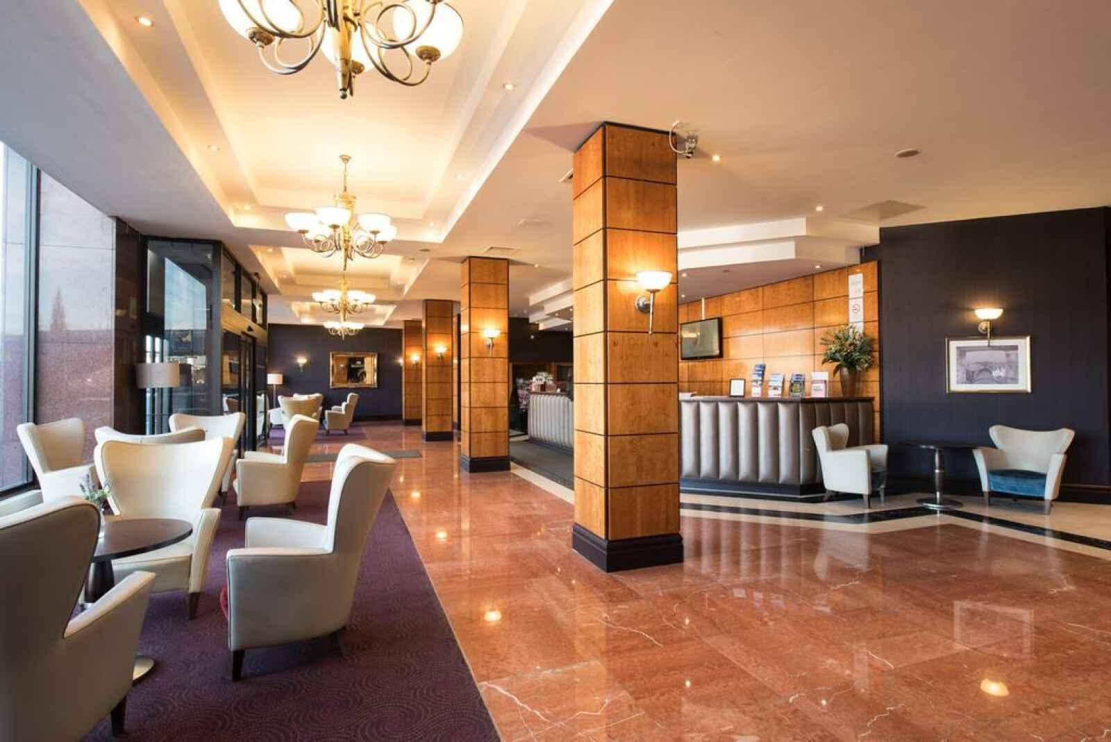 Ecosse - Grande-Bretagne - Edimbourg - Royaume Uni - Hôtel Jury's Inn Edimbourg