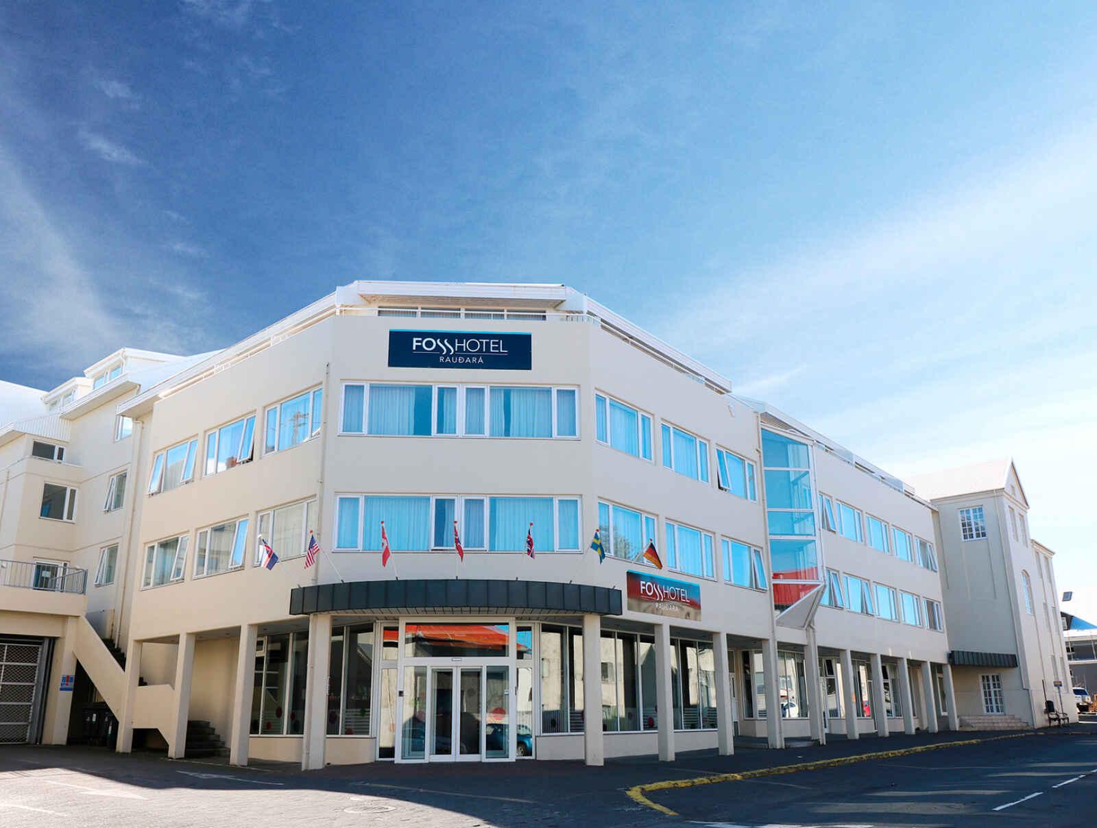 Islande - Hôtel Fosshotel Raudara