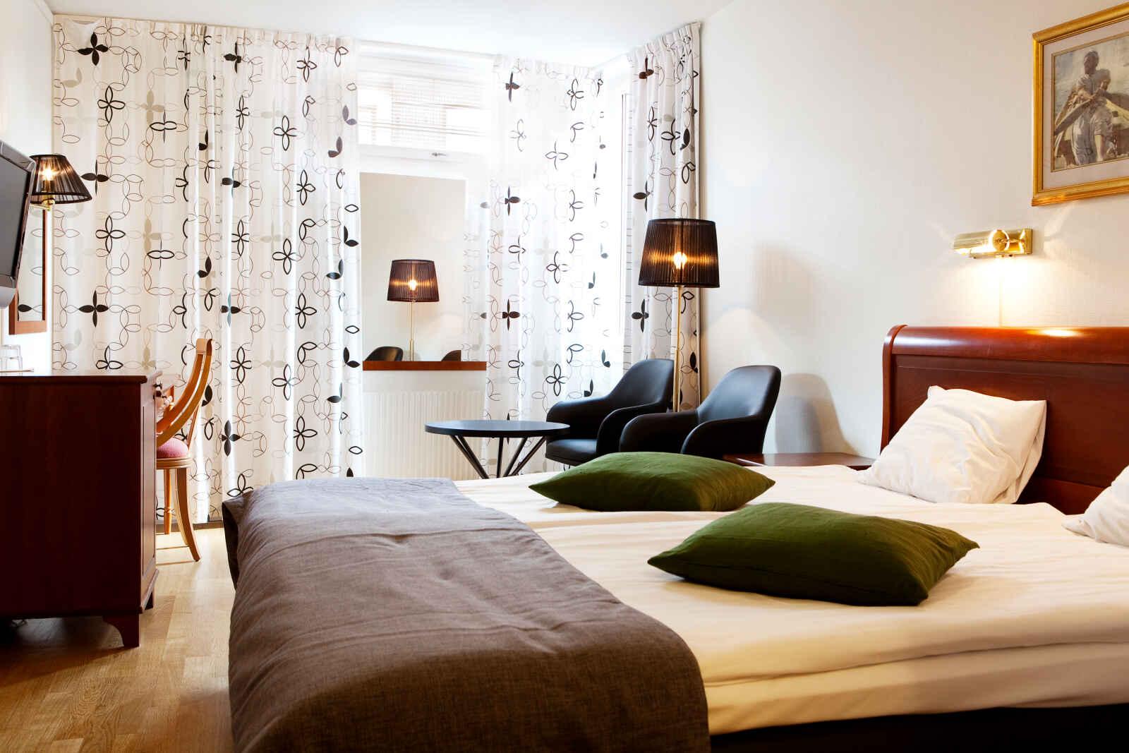 Suède - Stockholm - Hôtel Best Western Kom