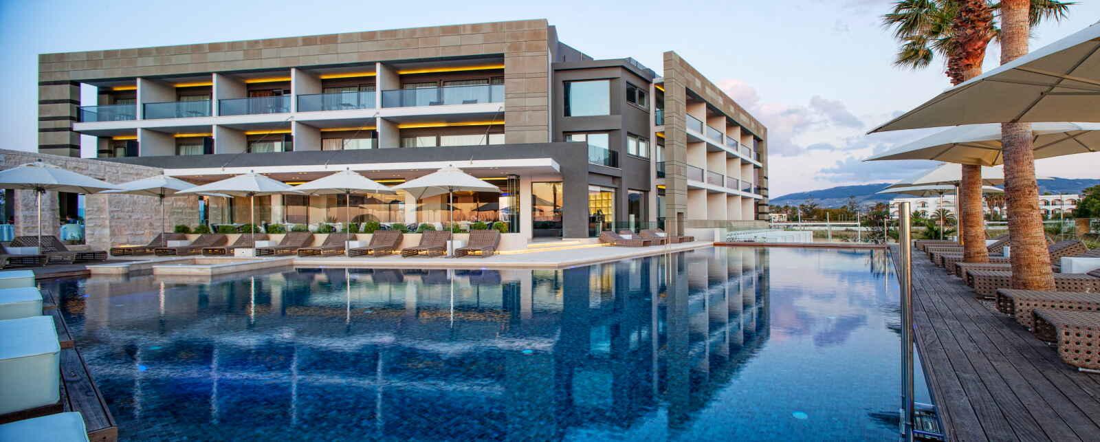 Aqua Blu Boutique Hotel & Spa - 5*