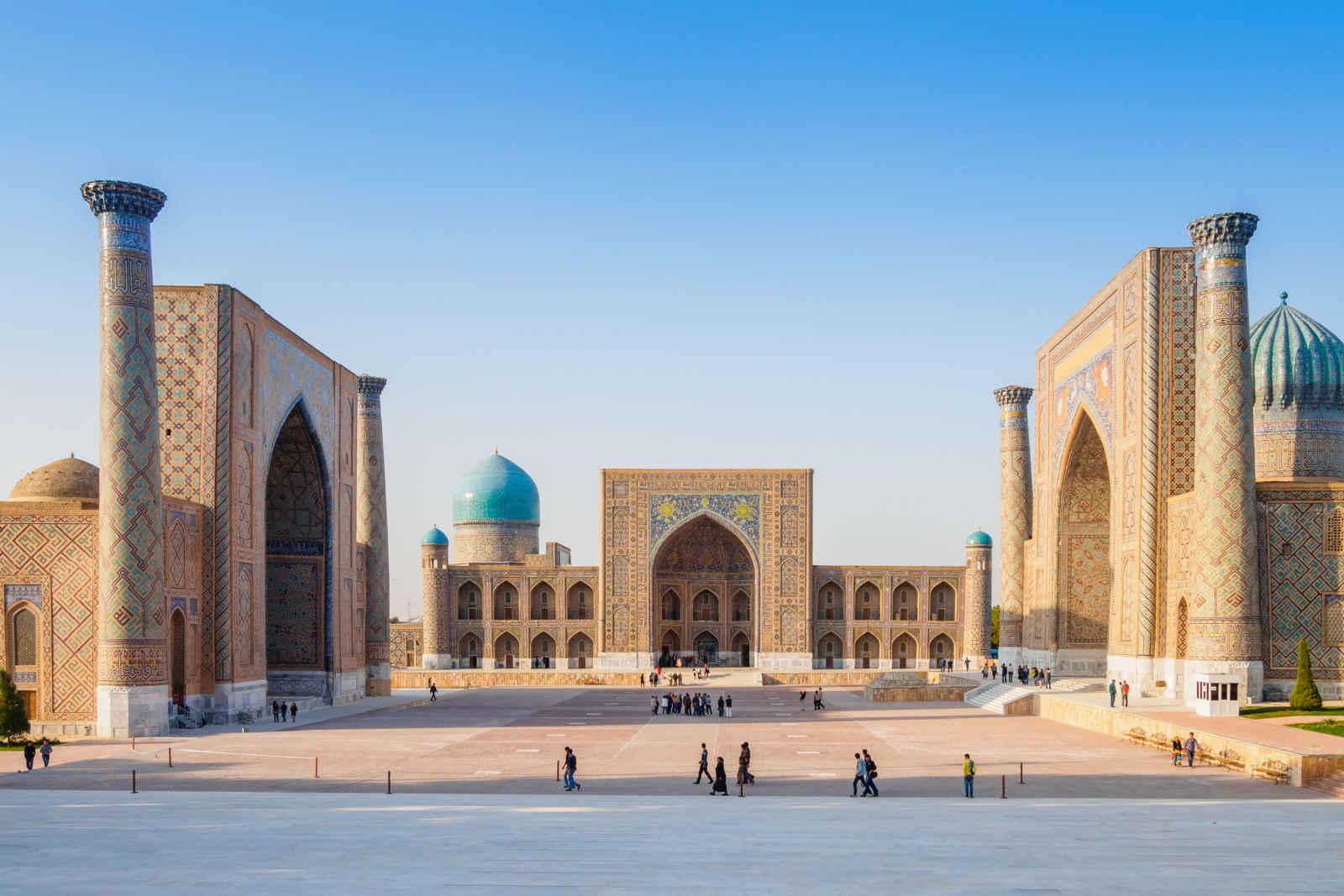 Ouzbékistan - Circuit Majestueuses Cités Ouzbeks