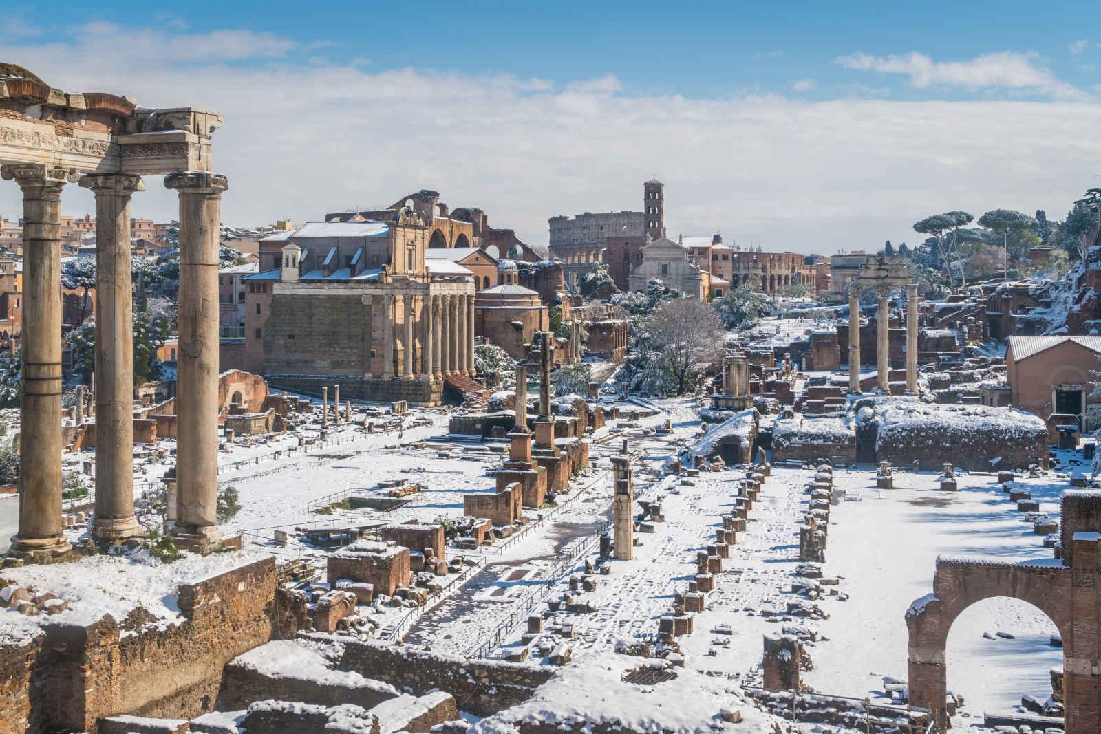 Italie - Rome - Circuit Rome Ville Eternelle - Spécial Noël