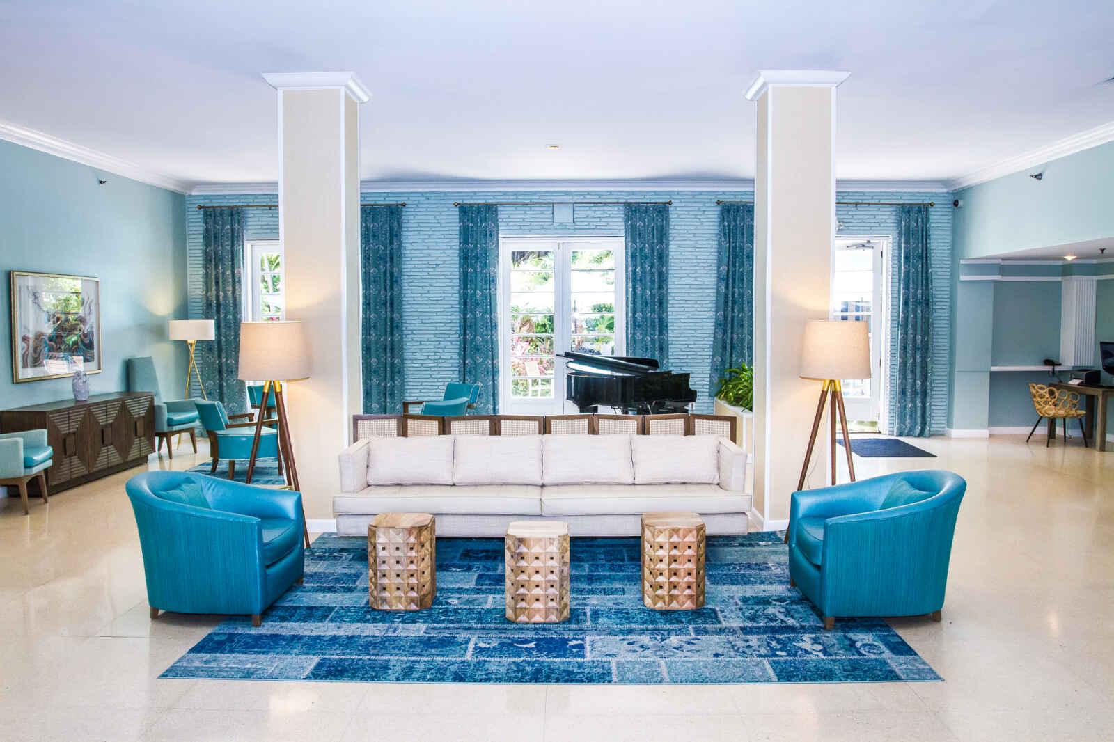 Séjour Est américain - Dorchester Hotel & Suites