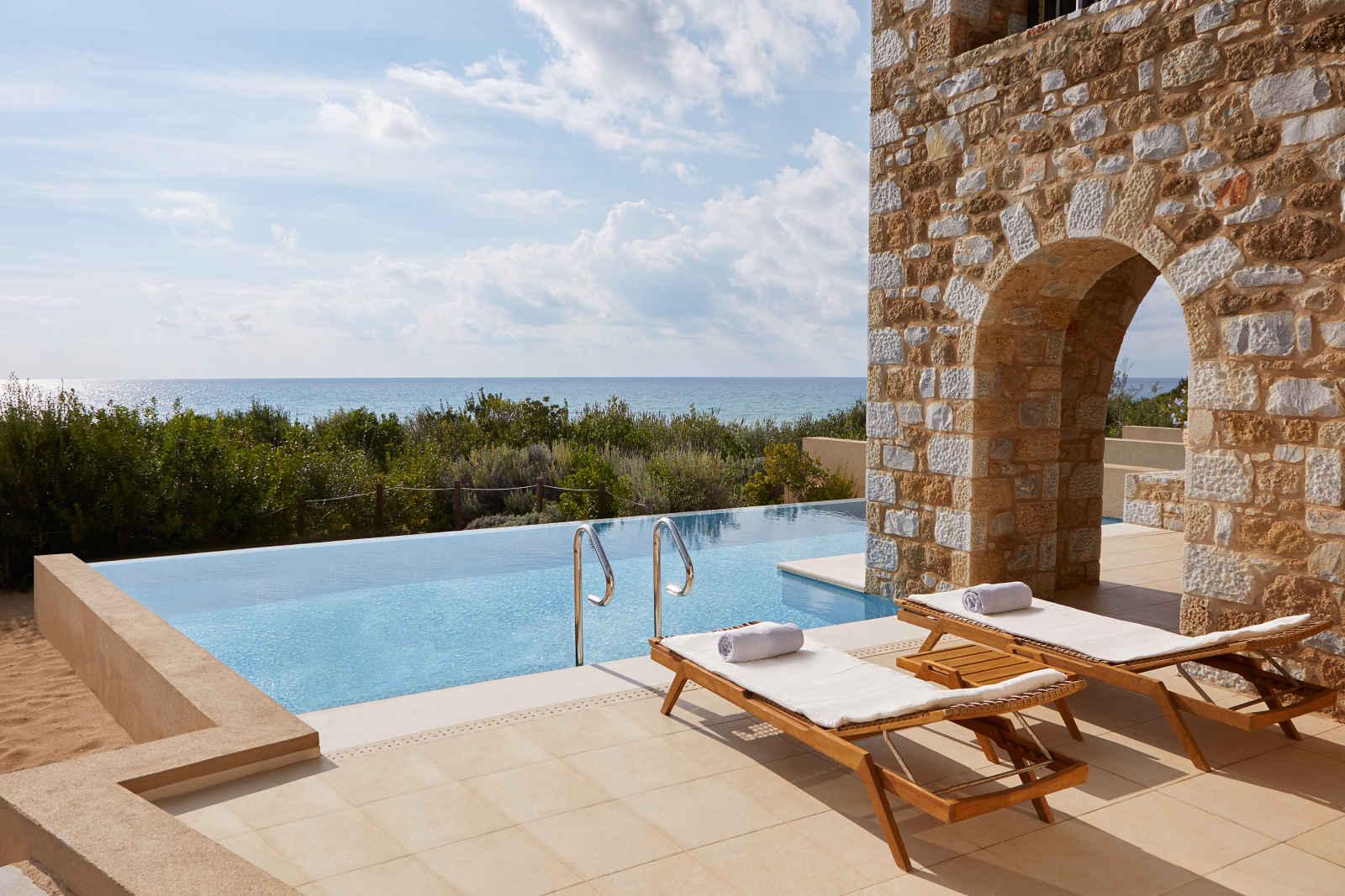 The Westin Resort Costa Navarino (arrivée Athènes) - 5*