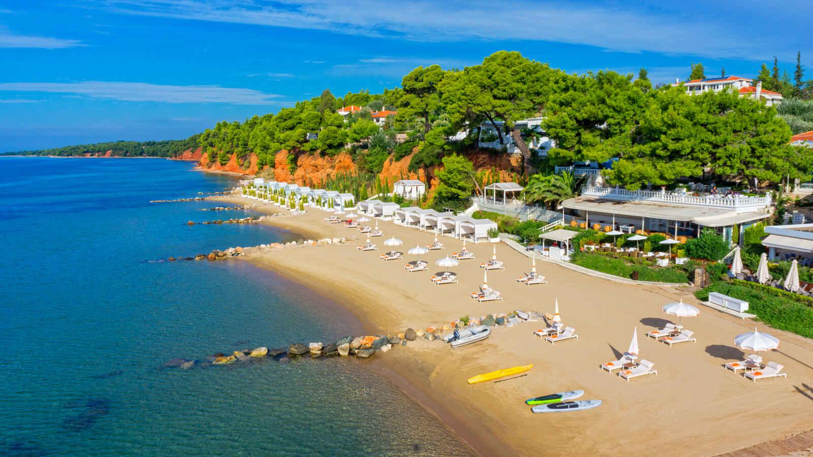 Séjour Grèce - Danaï Beach Resort & Villas - 5*