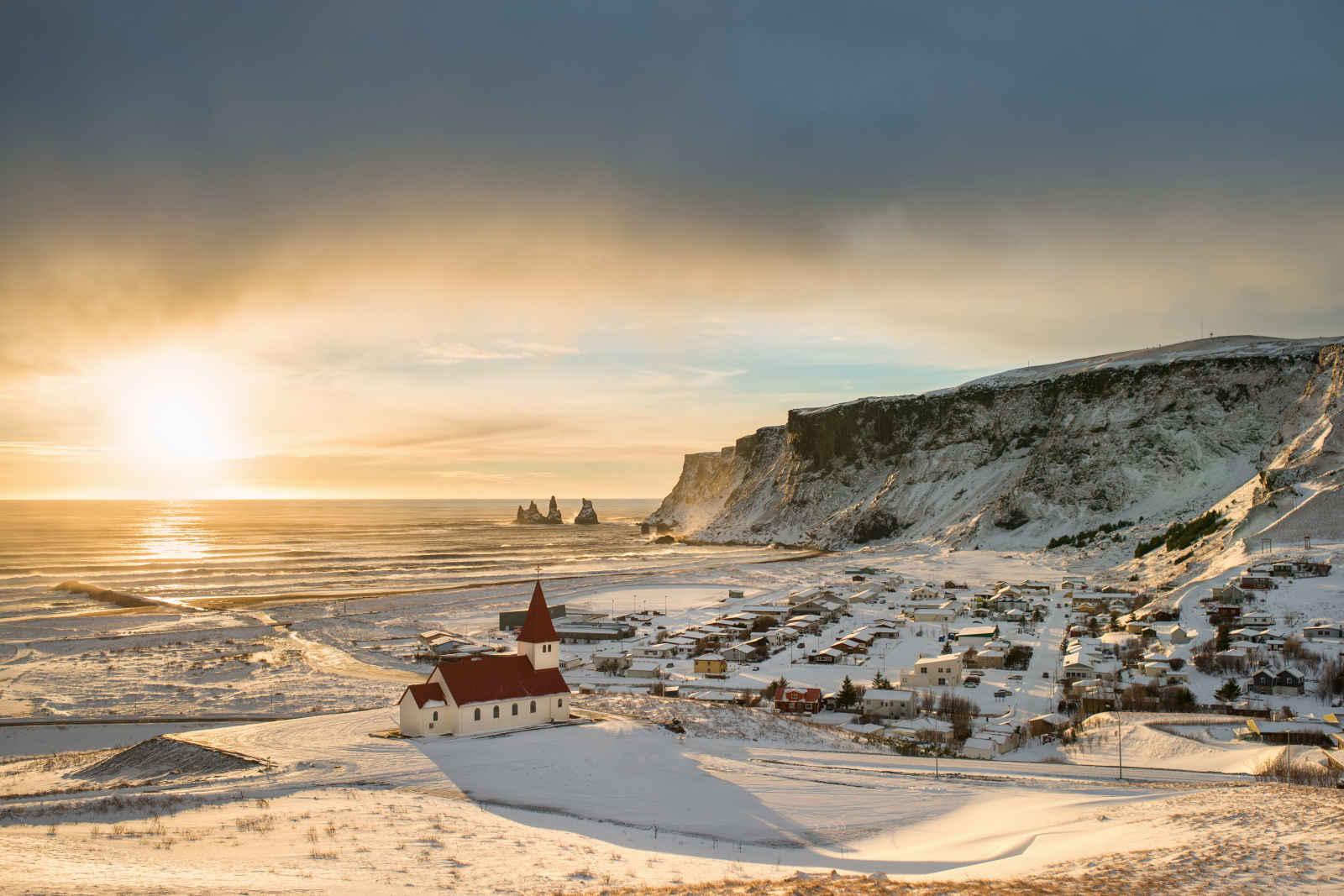 évasion islandaise en hiver - centerhotel plaza