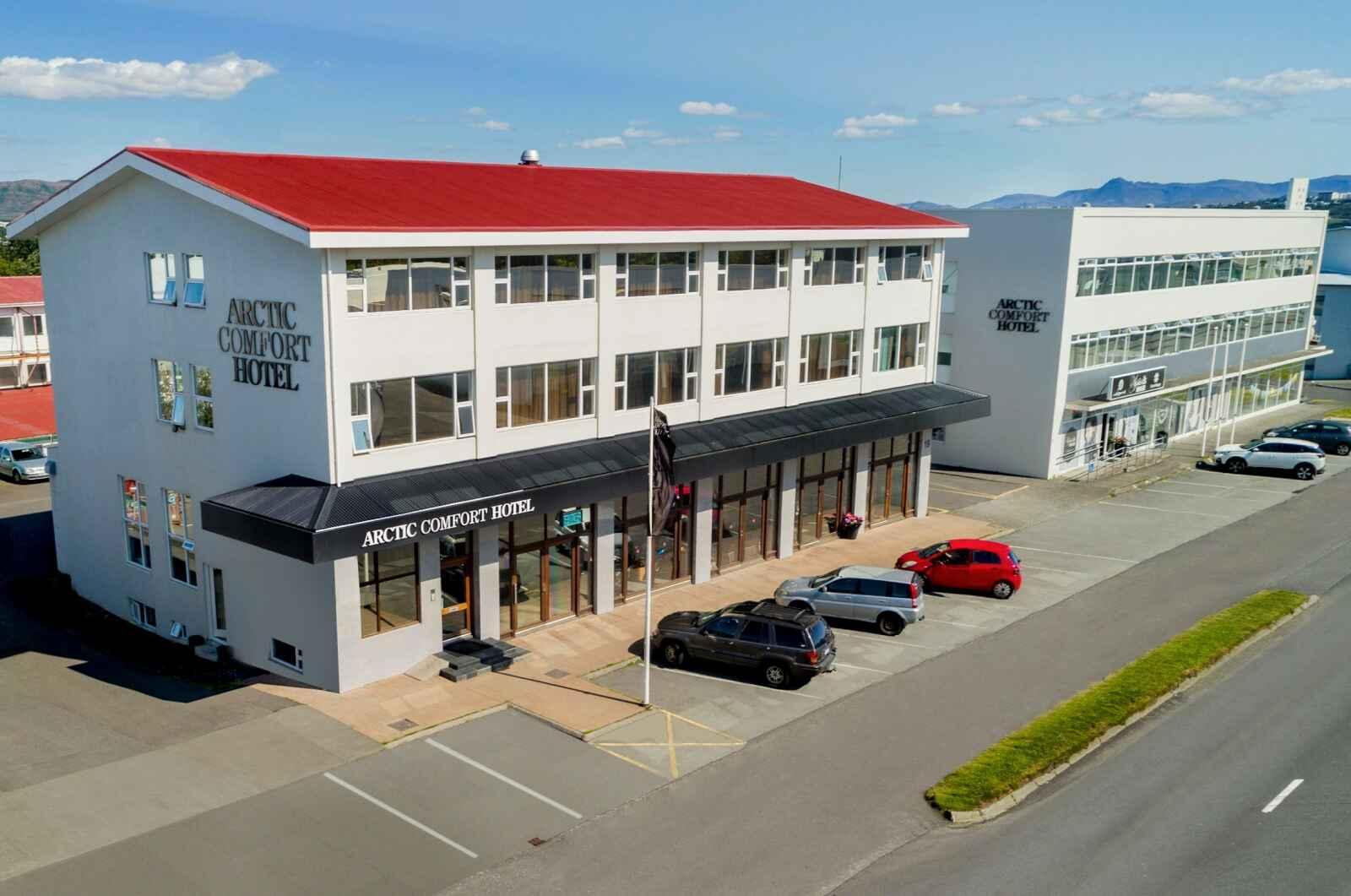 Islande - Hôtel Arctic Comfort