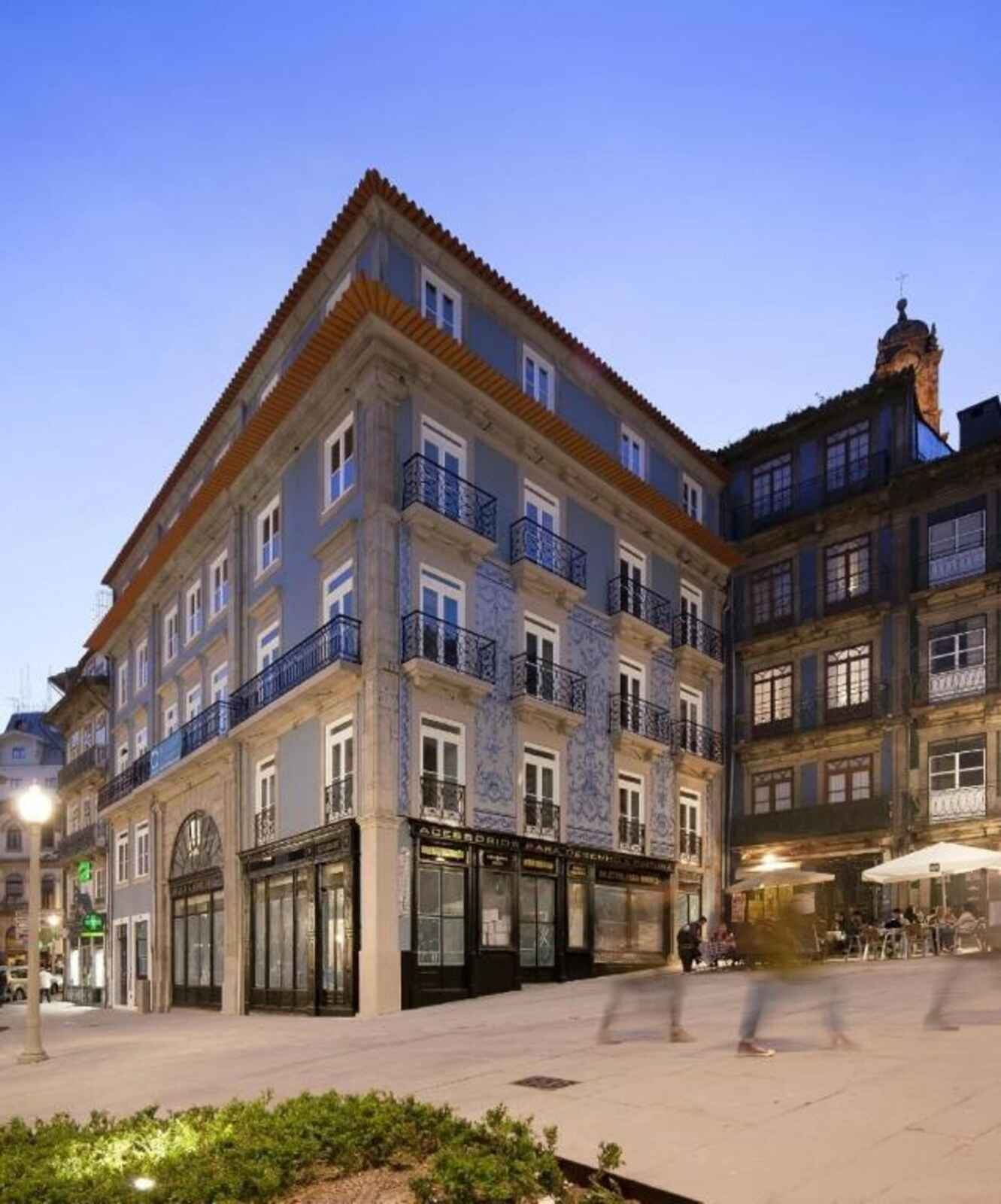 Séjour Portugal - Porto A.S. 1829 Hotel - 4*