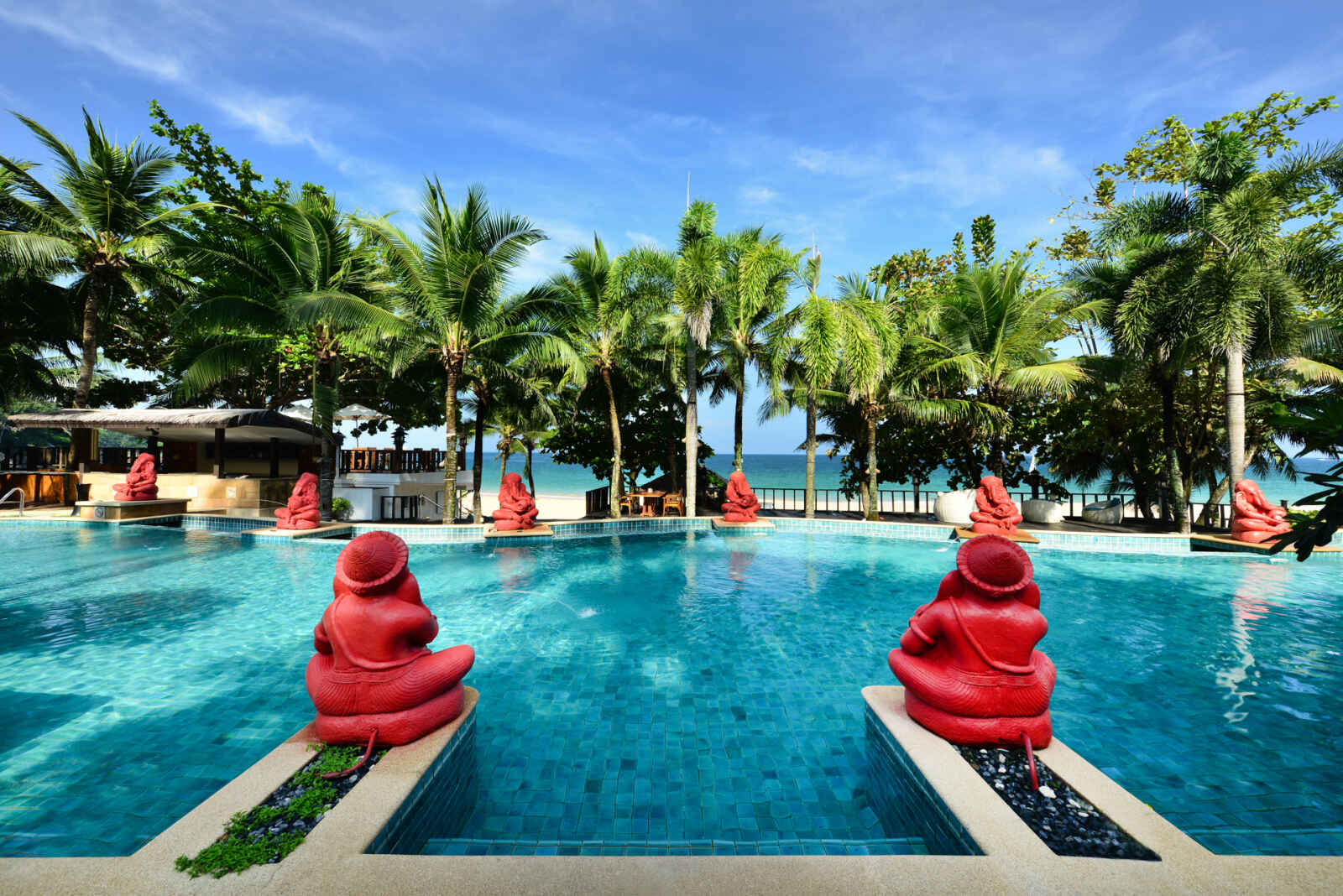 Voyage Asie - Andaman White Beach Resort - 4*