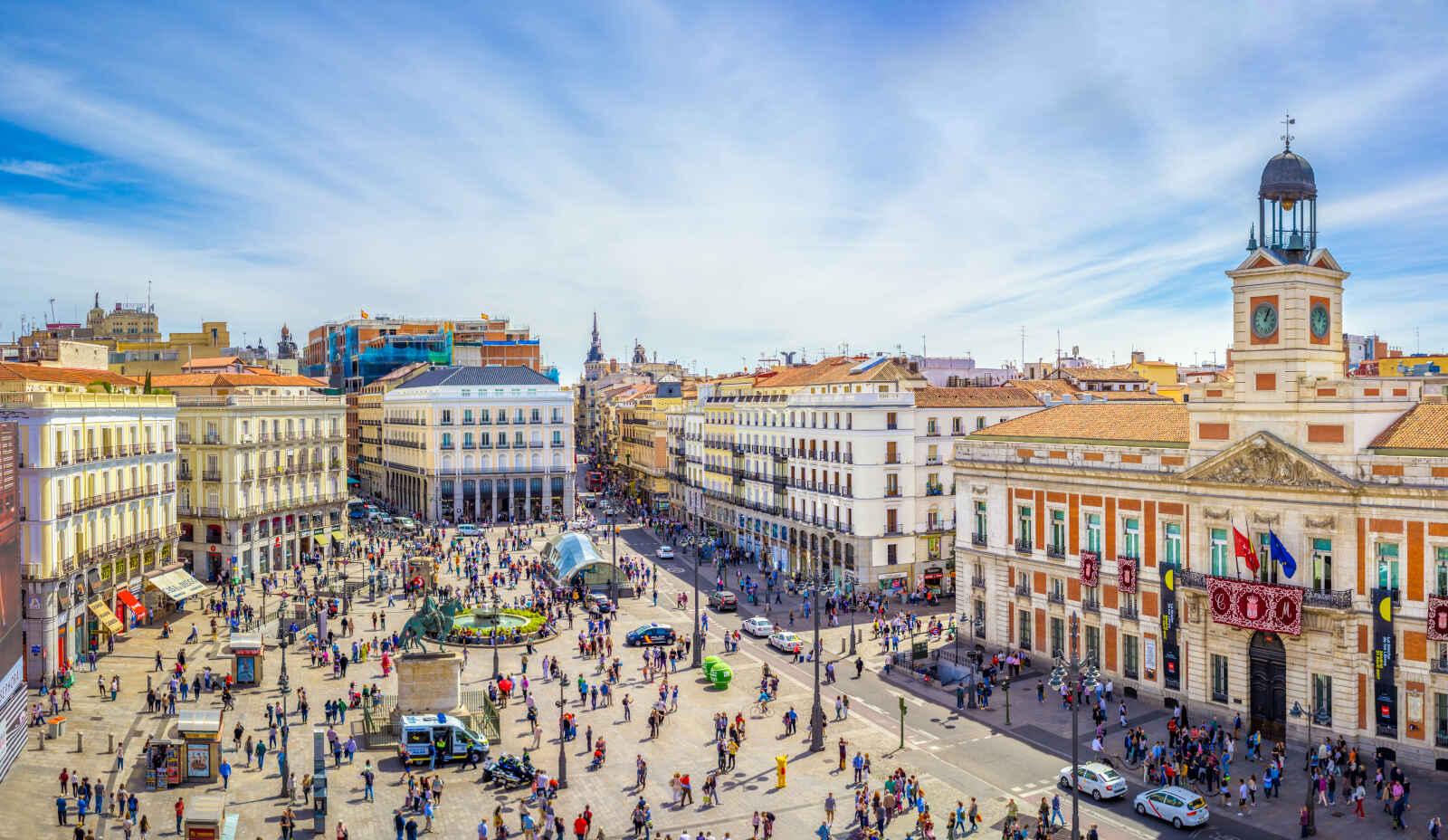 Séjour Madrid - Madrid, art et histoire