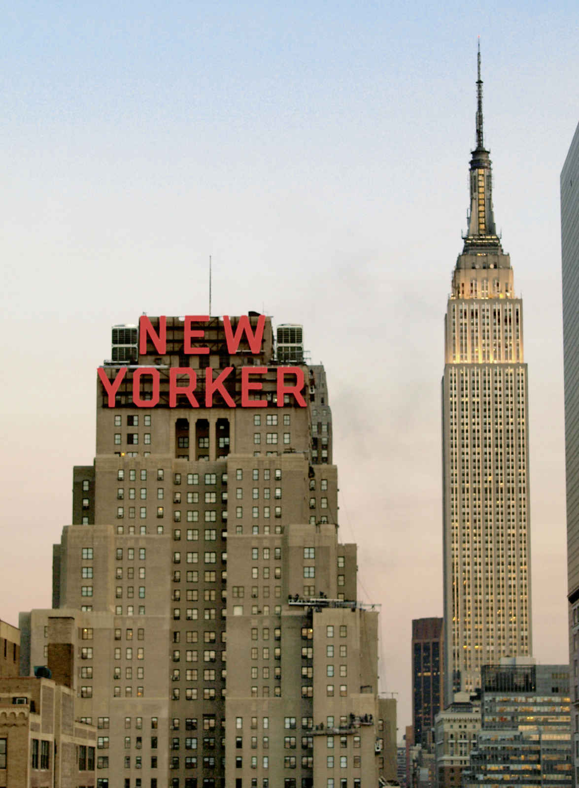 Séjour New York - The New Yorker