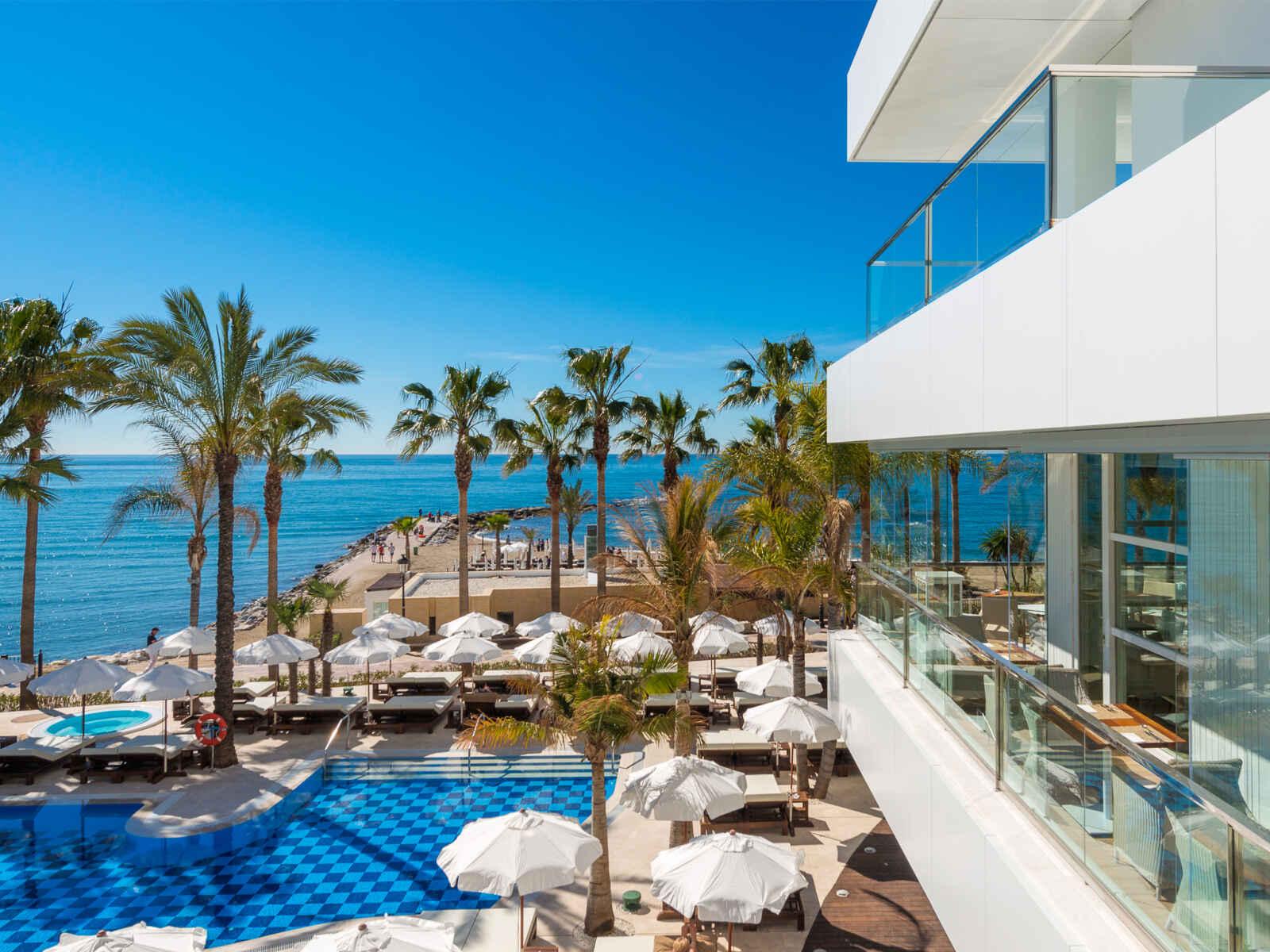 Séjour Espagne - Amàre Beach Hotel Marbella - 4*