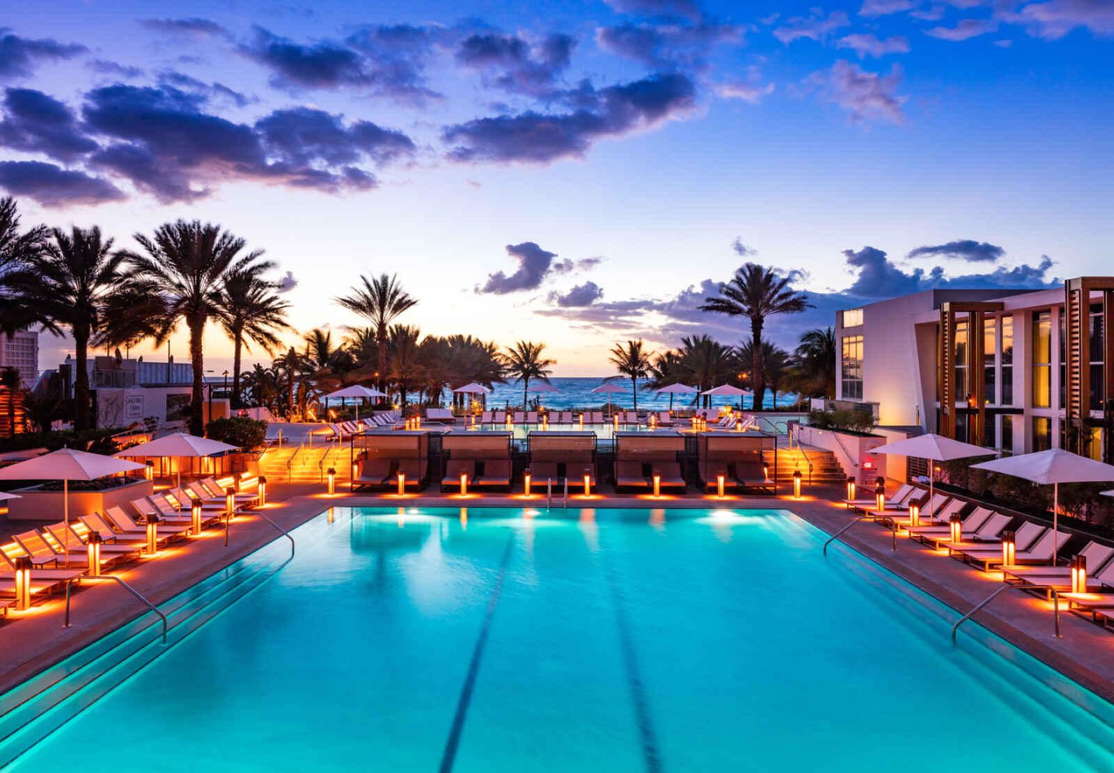 Séjour Floride - Eden Roc Miami Beach