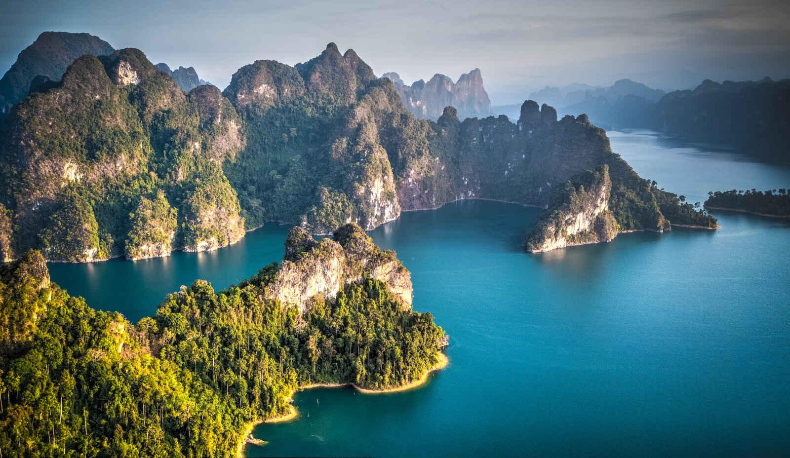 Nature méconnue de Thaïlande