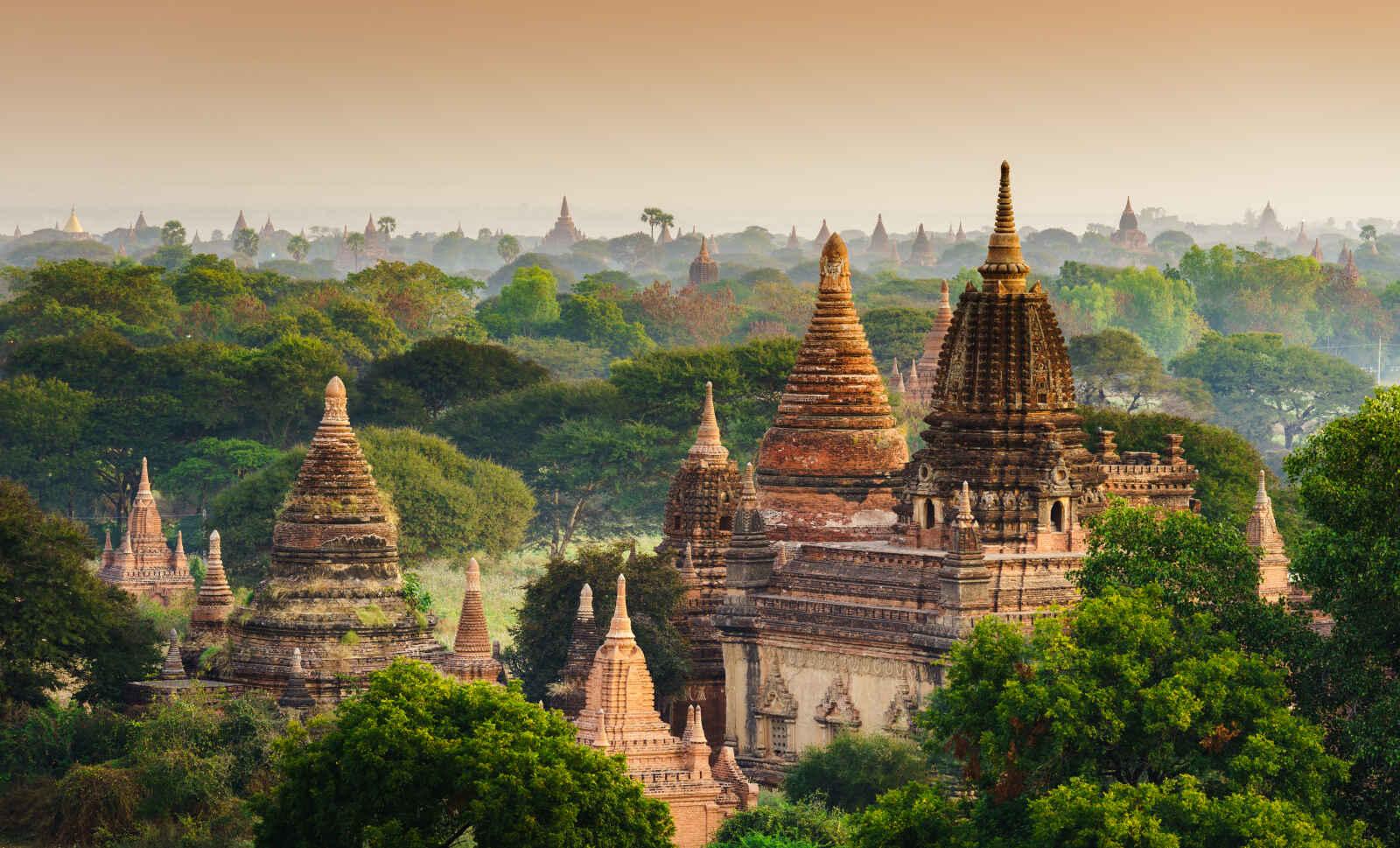 Envoûtant Myanmar