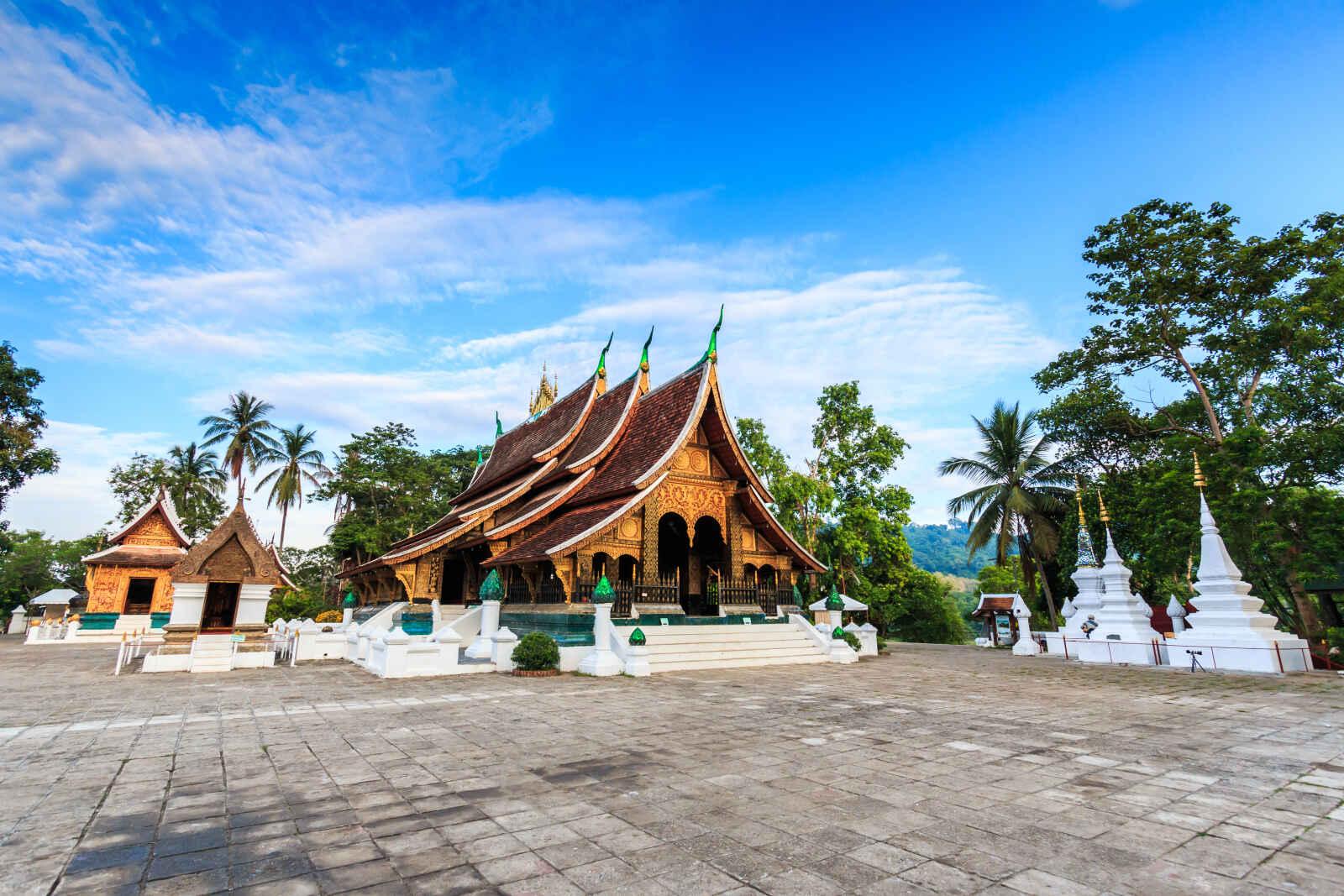 Charmes du Laos et du Cambodge